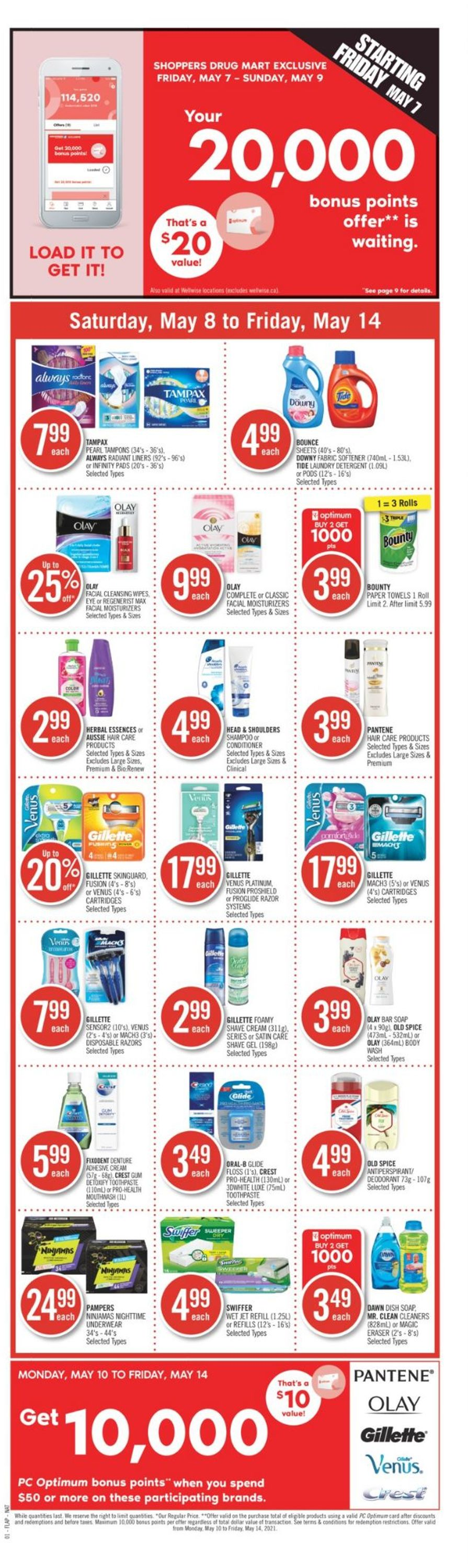 Shoppers Flyer - 05/08-05/14/2021 (Page 4)