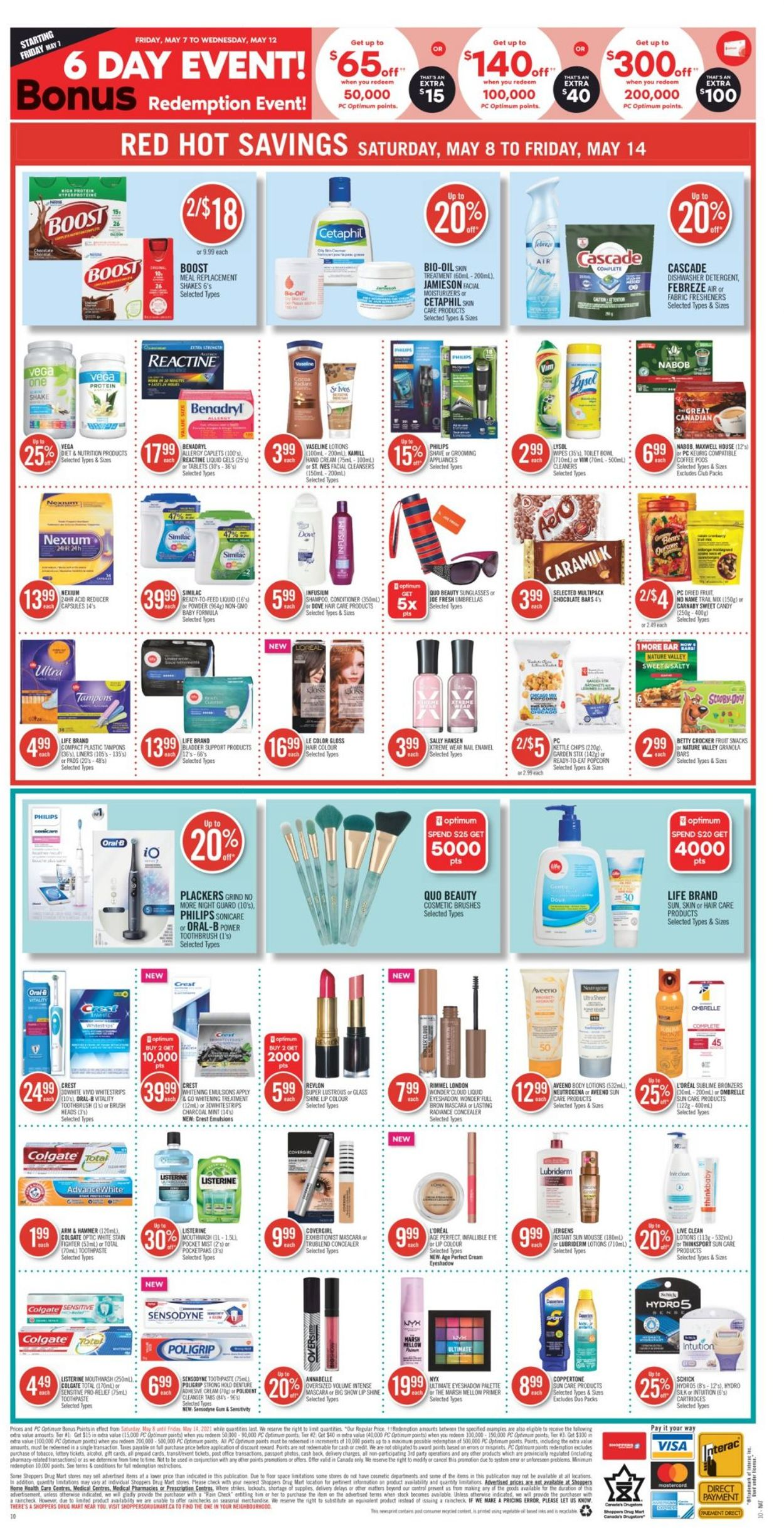 Shoppers Flyer - 05/08-05/14/2021 (Page 22)