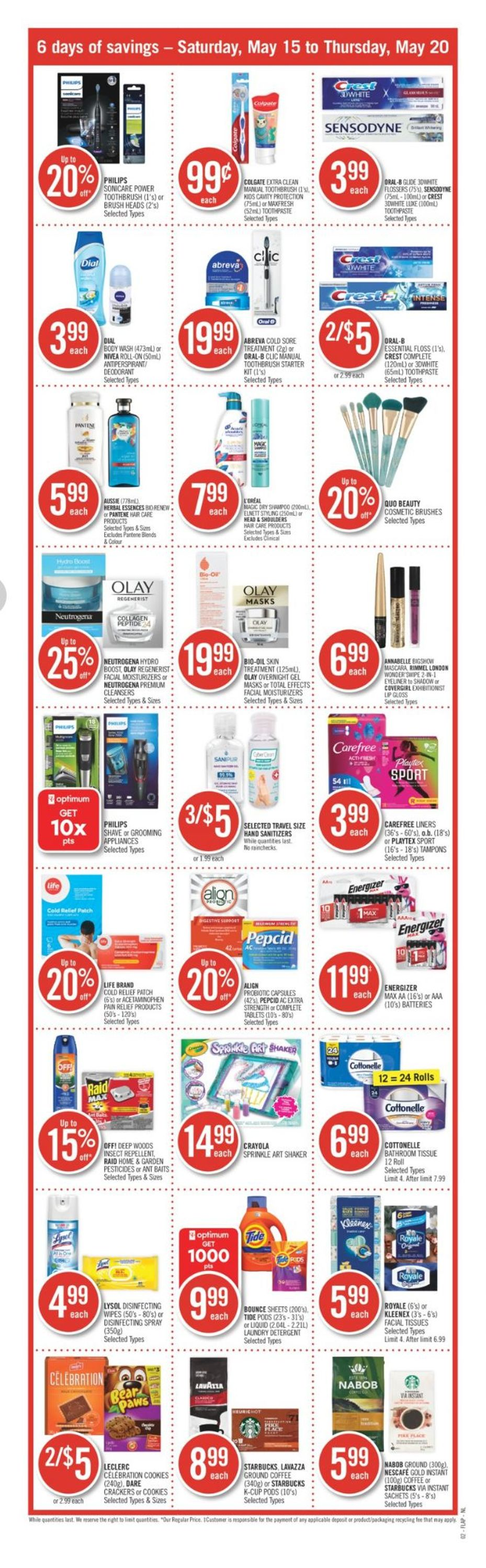 Shoppers Flyer - 05/15-05/20/2021 (Page 3)