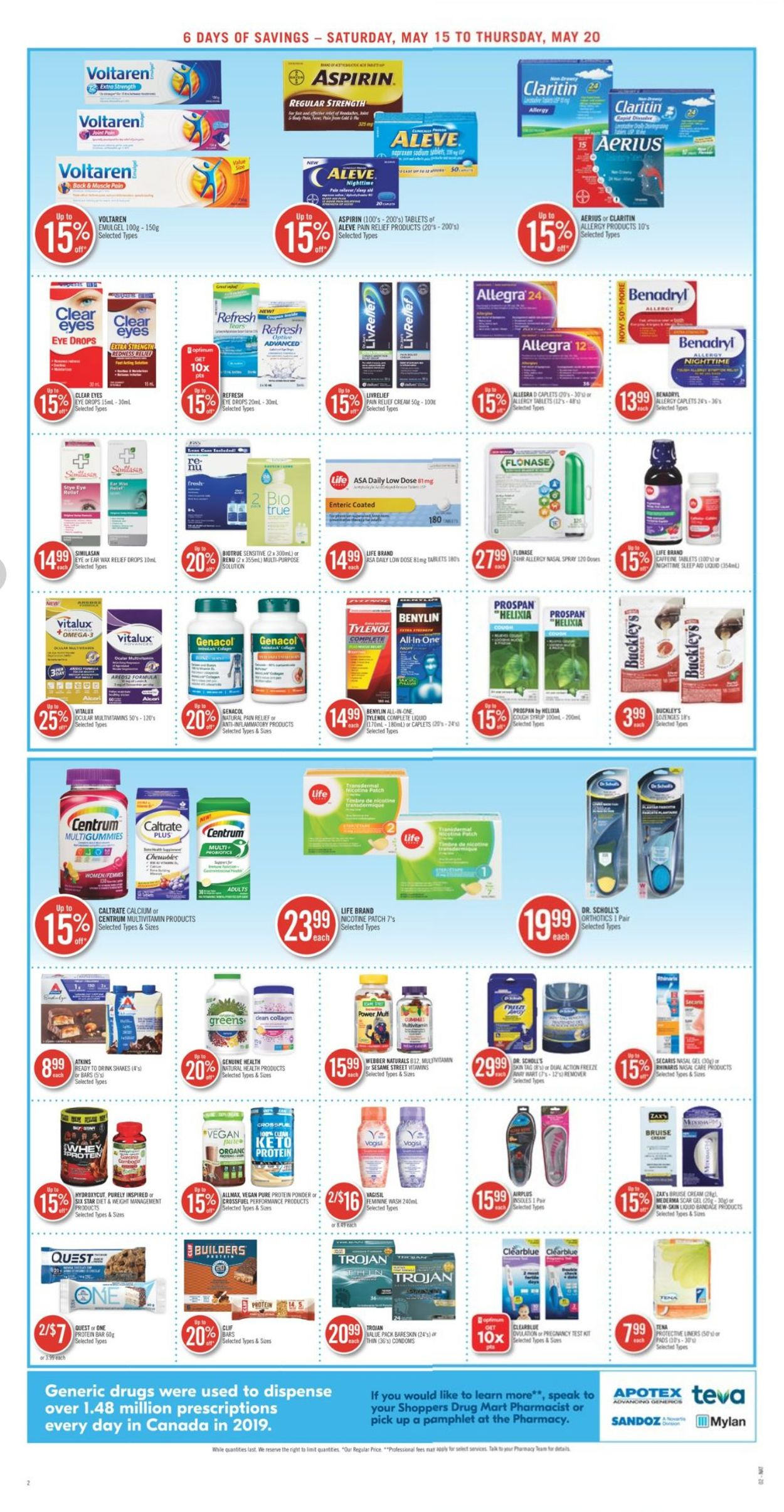Shoppers Flyer - 05/15-05/20/2021 (Page 5)