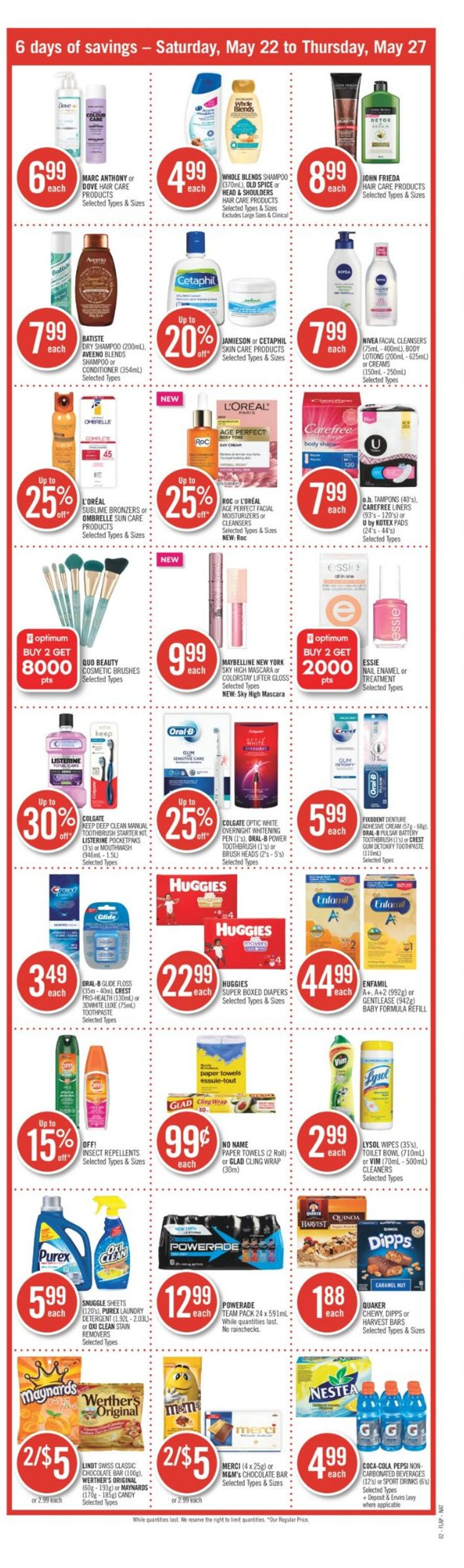 Shoppers Flyer - 05/22-05/27/2021 (Page 3)