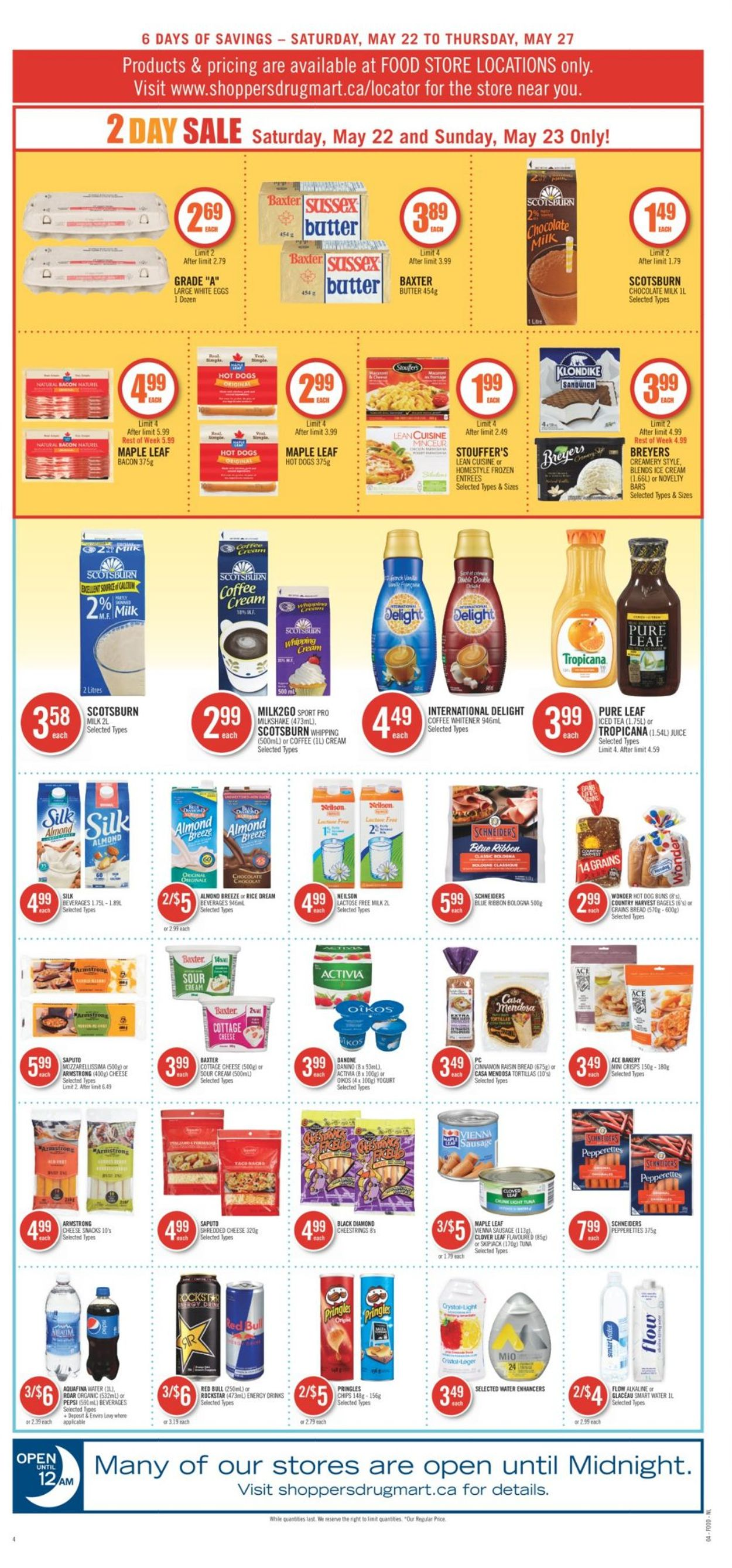 Shoppers Flyer - 05/22-05/27/2021 (Page 8)