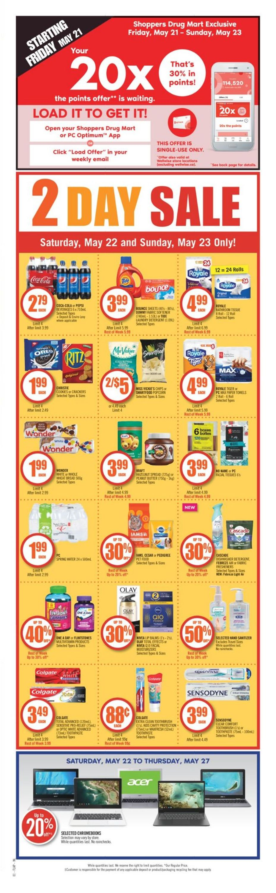 Shoppers Flyer - 05/22-05/27/2021 (Page 2)