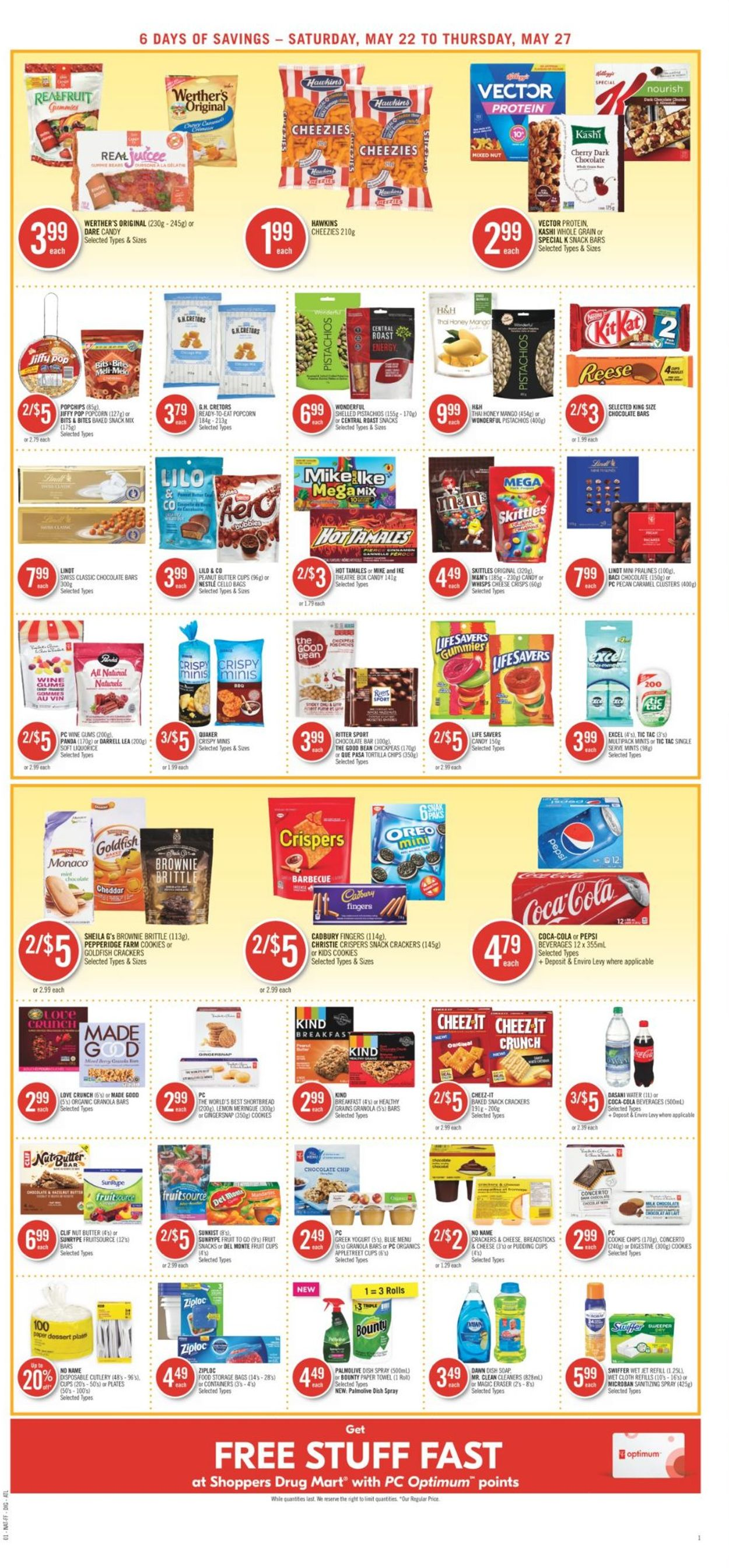 Shoppers Flyer - 05/22-05/27/2021 (Page 7)