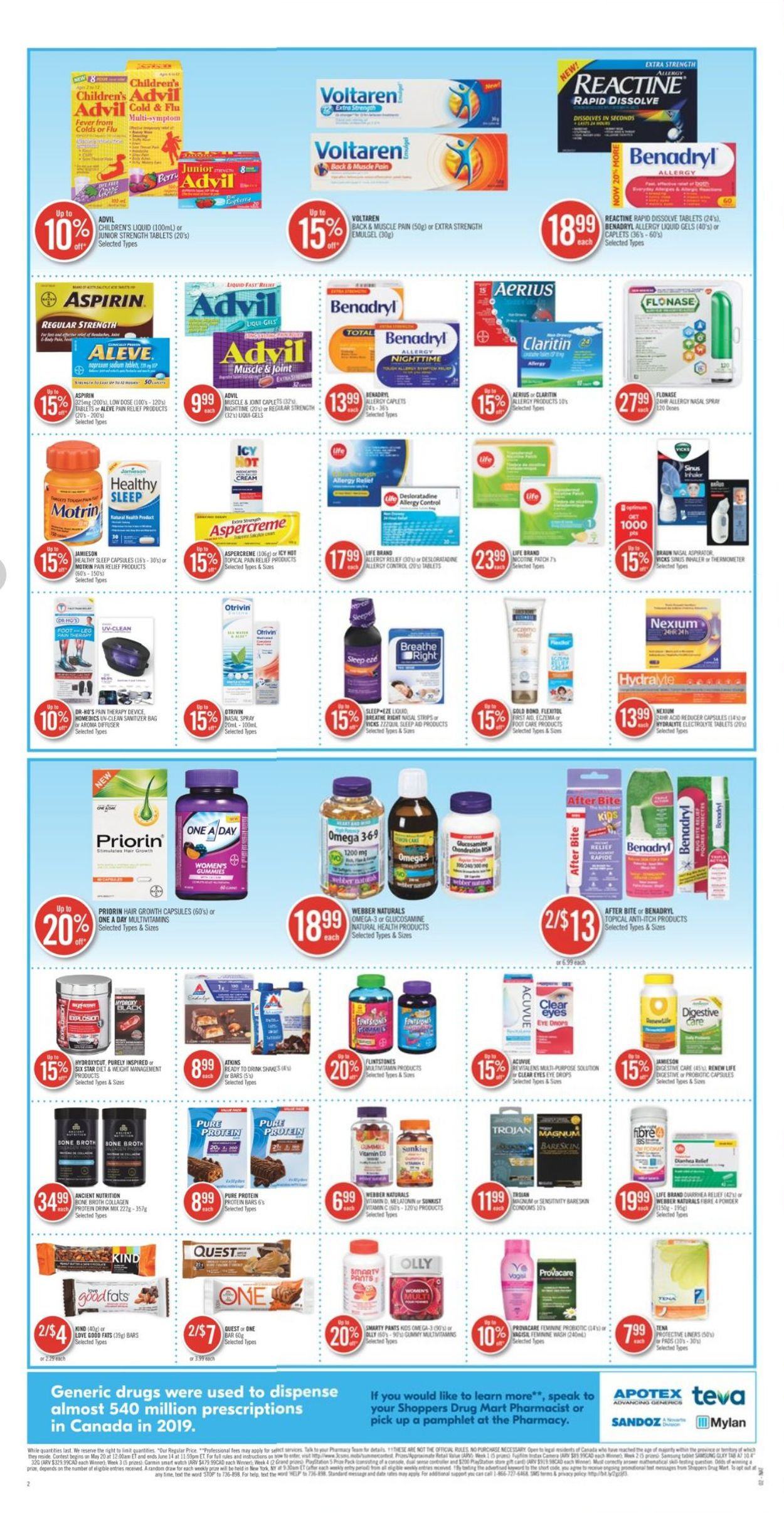 Shoppers Flyer - 05/29-06/04/2021 (Page 5)
