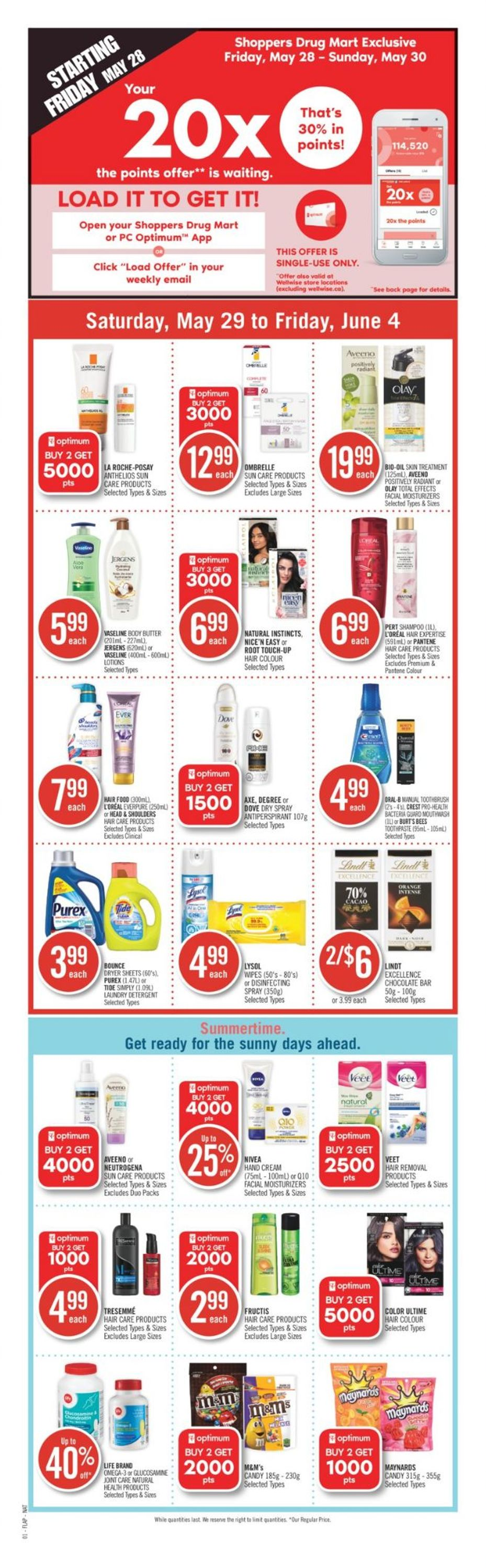 Shoppers Flyer - 05/29-06/04/2021 (Page 2)