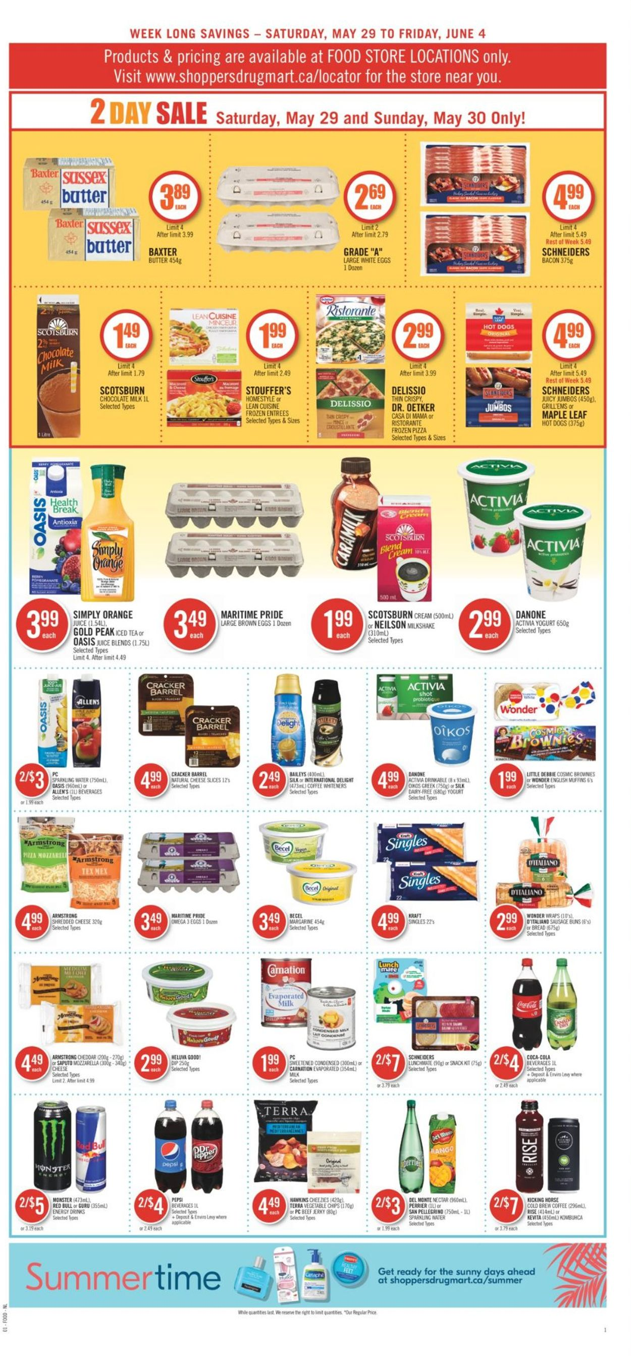 Shoppers Flyer - 05/29-06/04/2021 (Page 6)