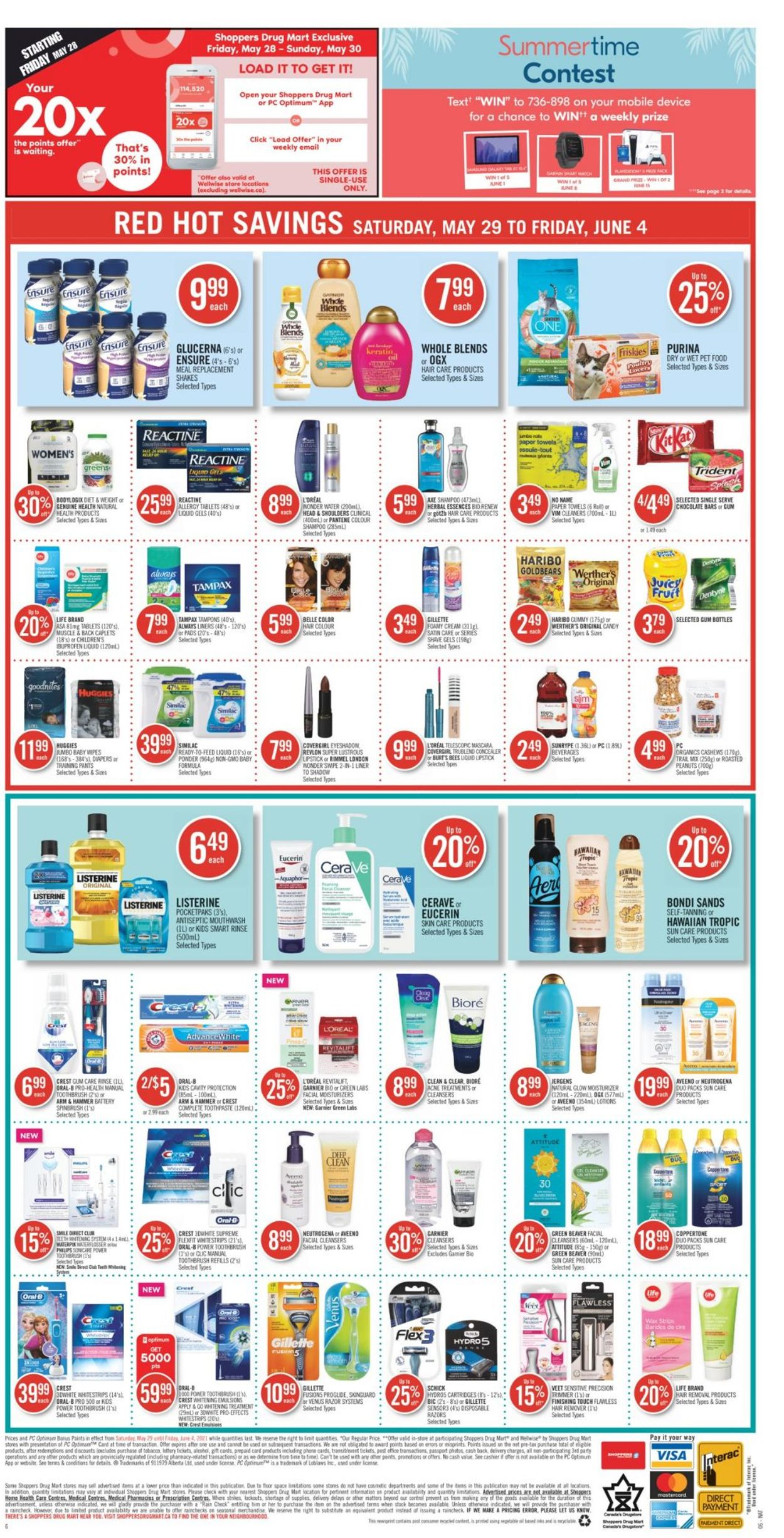 Shoppers Flyer - 05/29-06/04/2021 (Page 19)