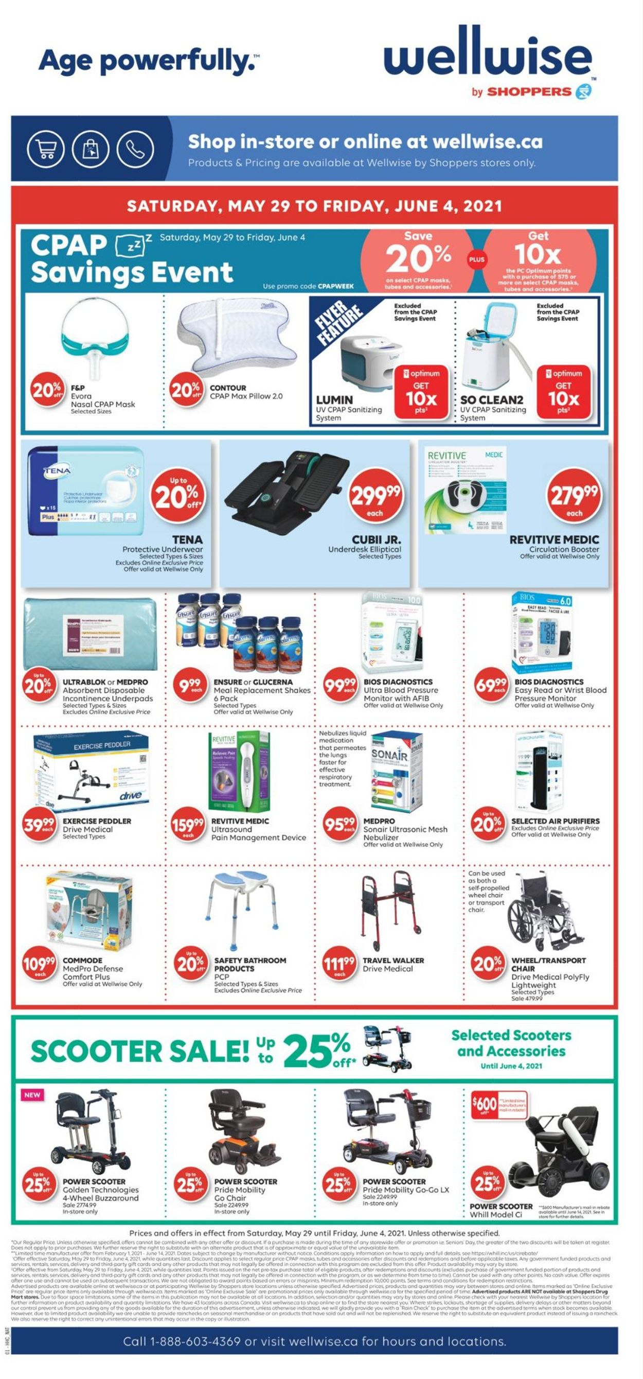 Shoppers Flyer - 05/29-06/04/2021 (Page 20)