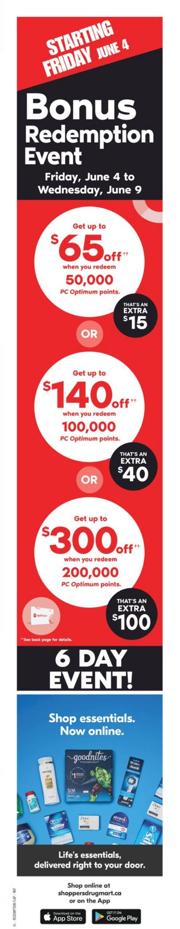 Shoppers Flyer - 06/05-06/10/2021 (Page 2)