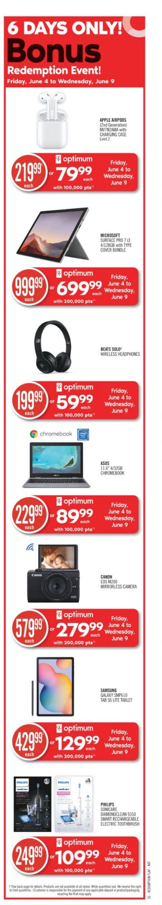 Shoppers Flyer - 06/05-06/10/2021 (Page 3)