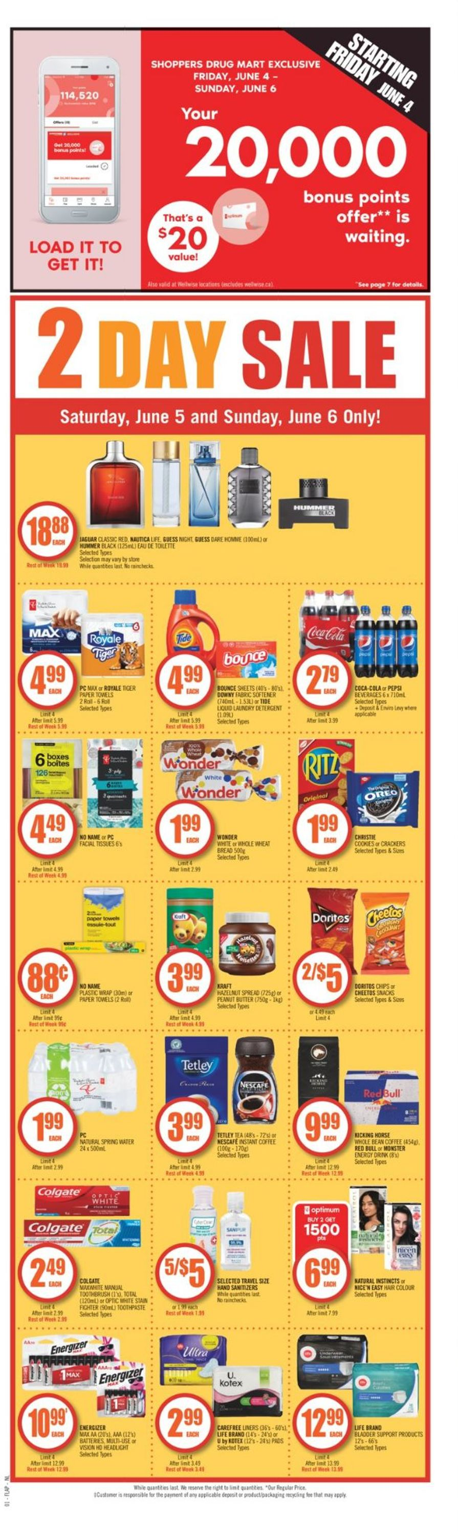 Shoppers Flyer - 06/05-06/10/2021 (Page 4)