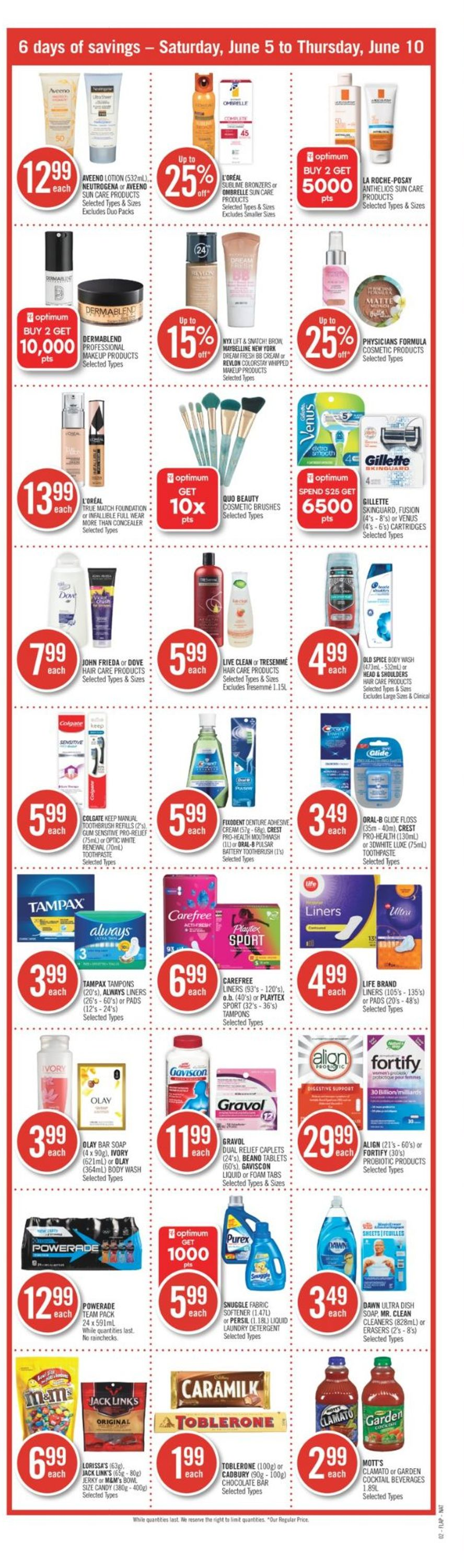 Shoppers Flyer - 06/05-06/10/2021 (Page 5)