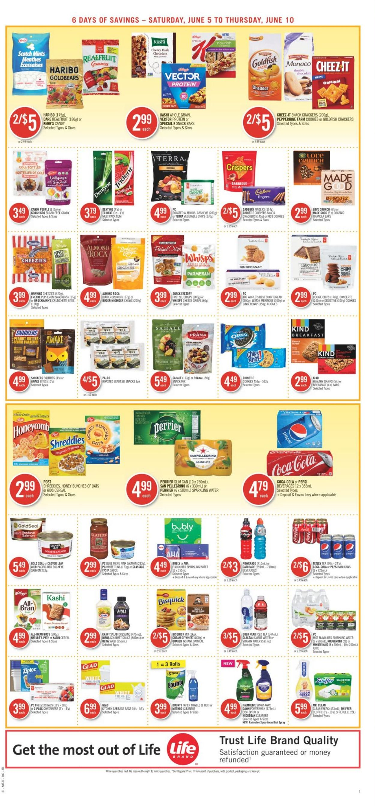 Shoppers Flyer - 06/05-06/10/2021 (Page 11)
