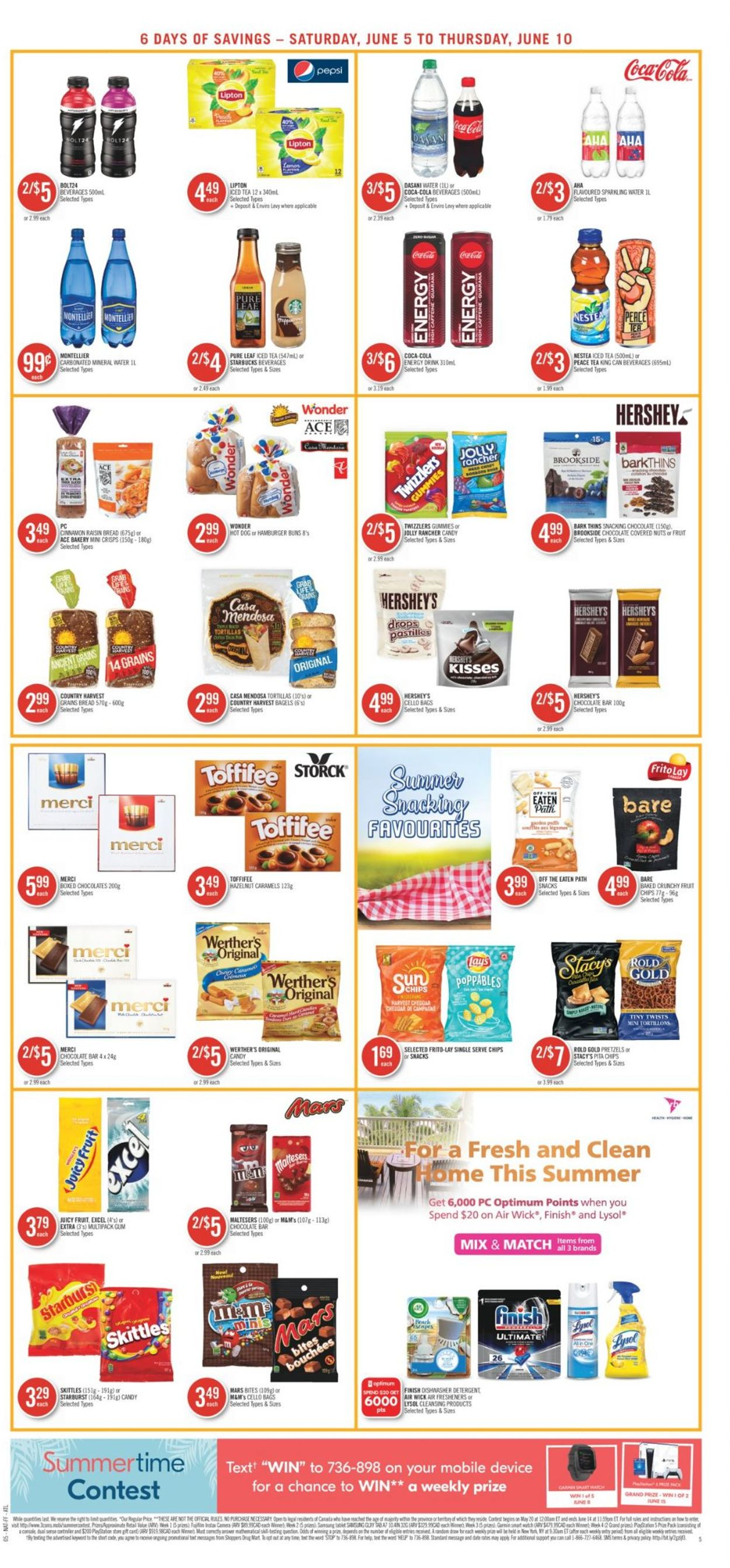 Shoppers Flyer - 06/05-06/10/2021 (Page 14)