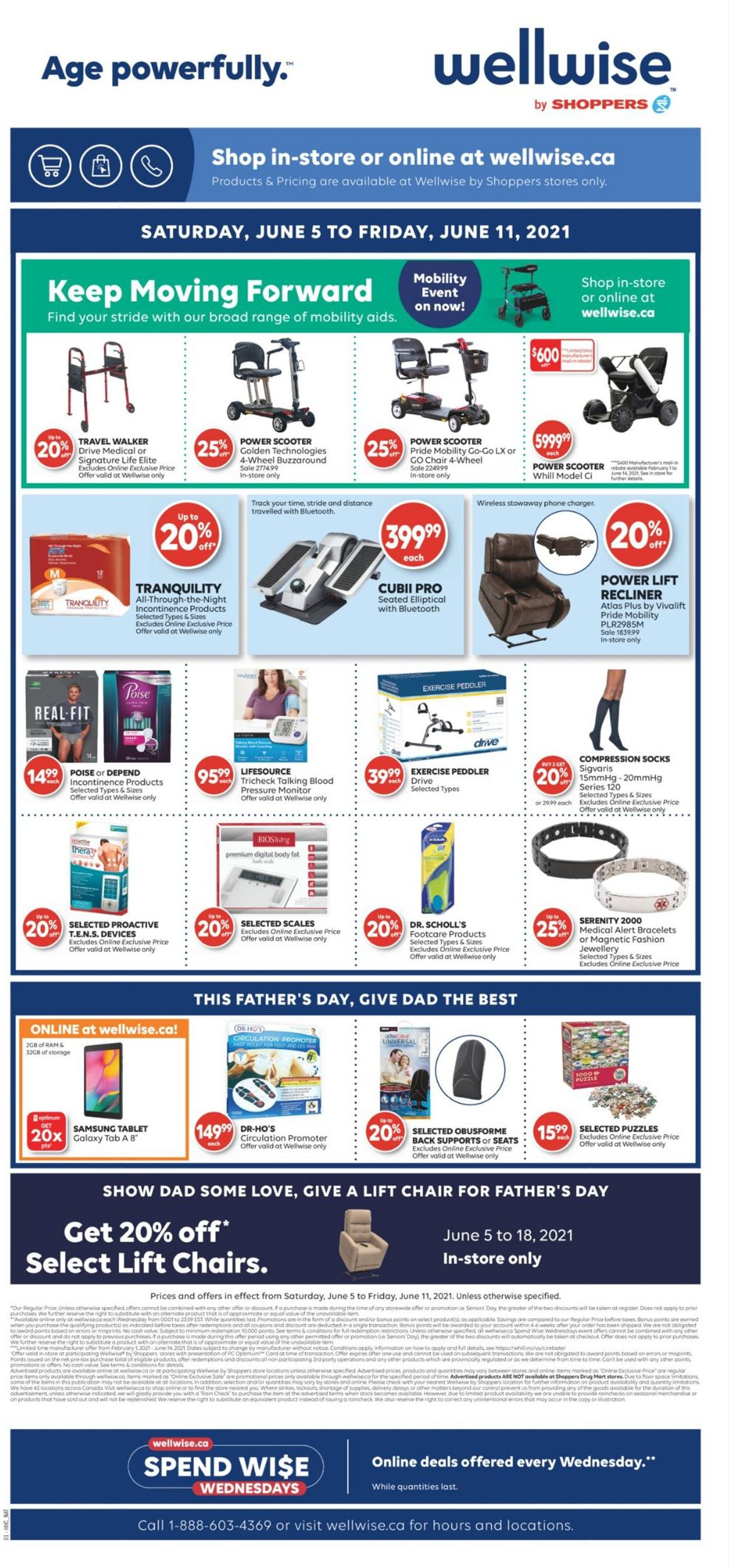Shoppers Flyer - 06/05-06/10/2021 (Page 22)