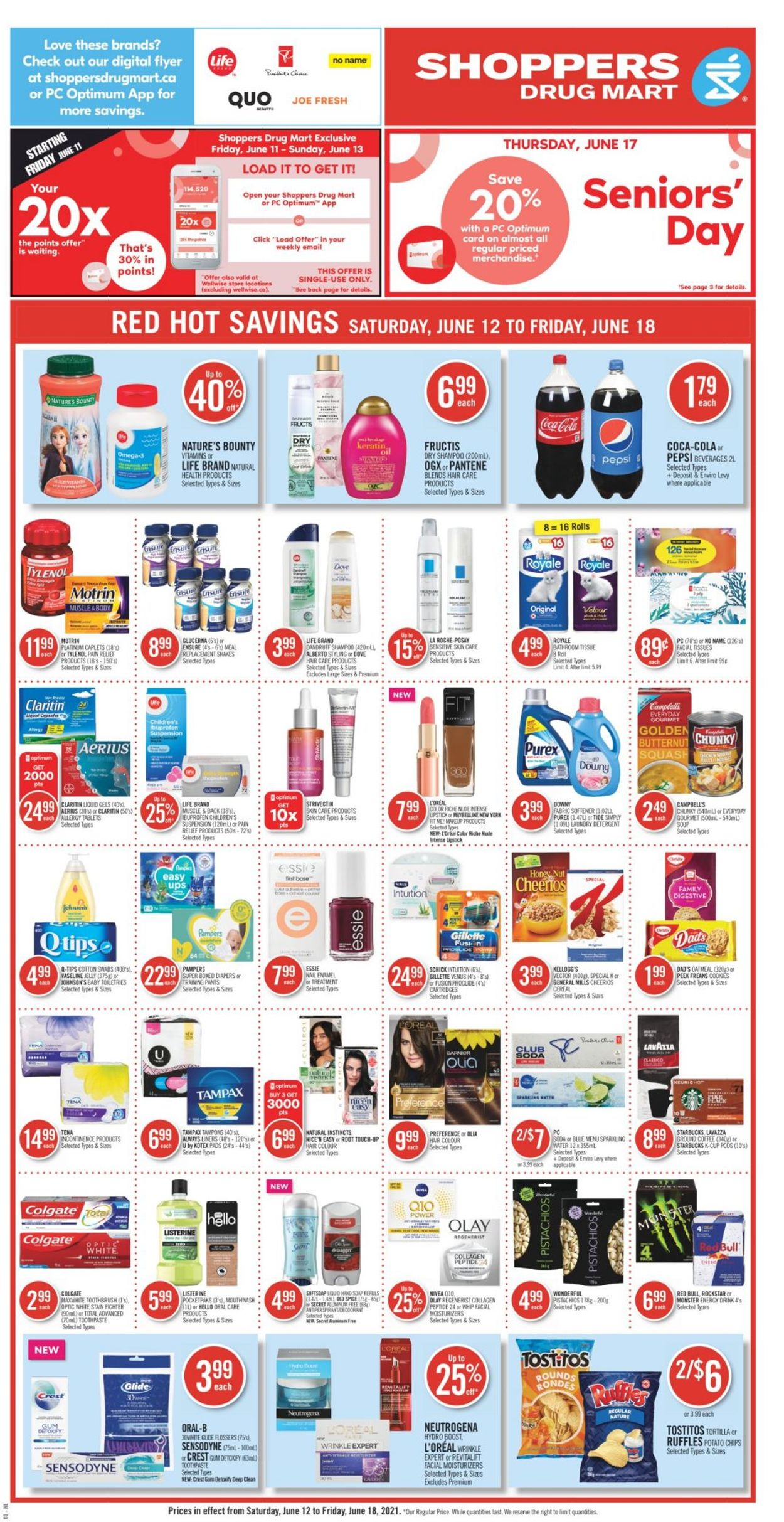 Shoppers Flyer - 06/12-06/18/2021 (Page 3)