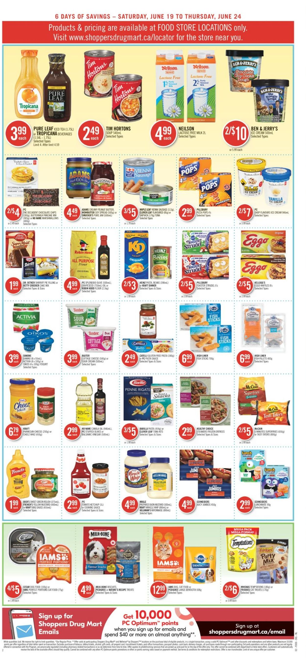 Shoppers Flyer - 06/19-06/24/2021 (Page 8)