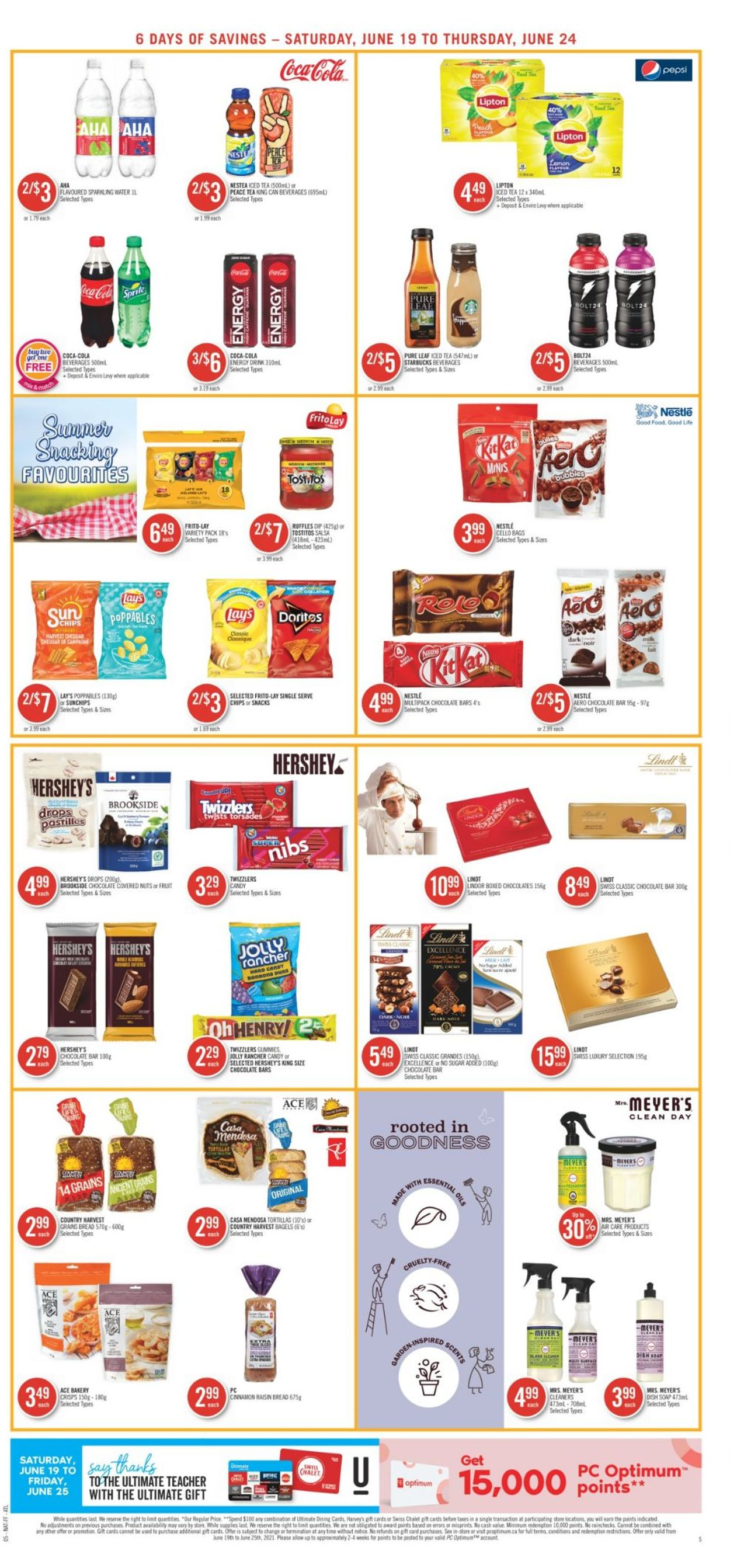 Shoppers Flyer - 06/19-06/24/2021 (Page 9)
