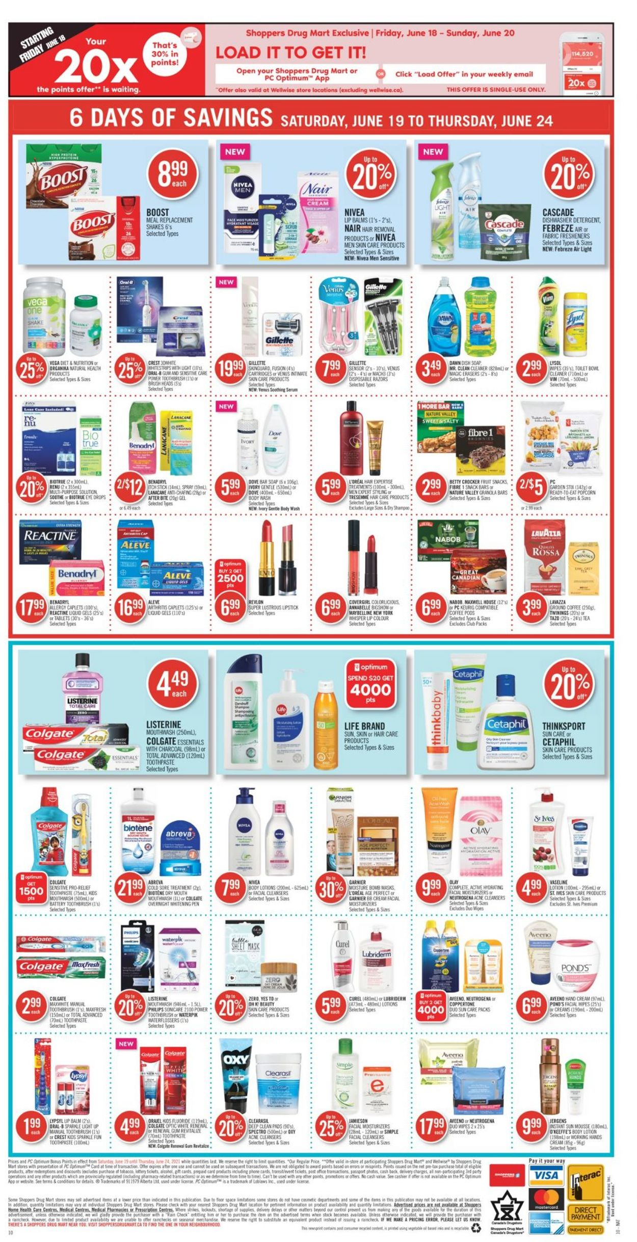 Shoppers Flyer - 06/19-06/24/2021 (Page 14)