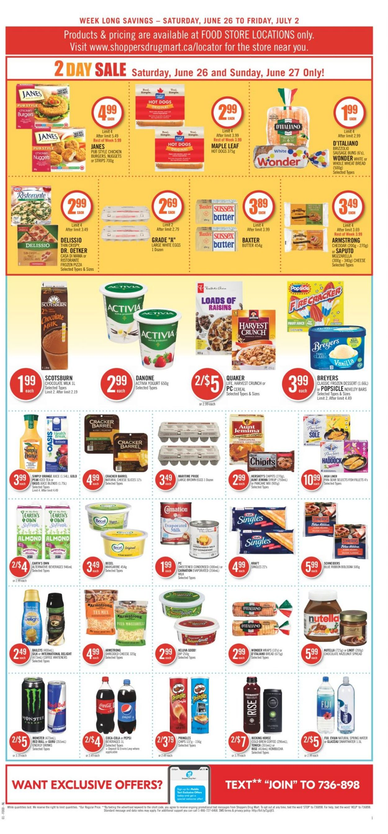 Shoppers Flyer - 06/26-07/02/2021 (Page 9)