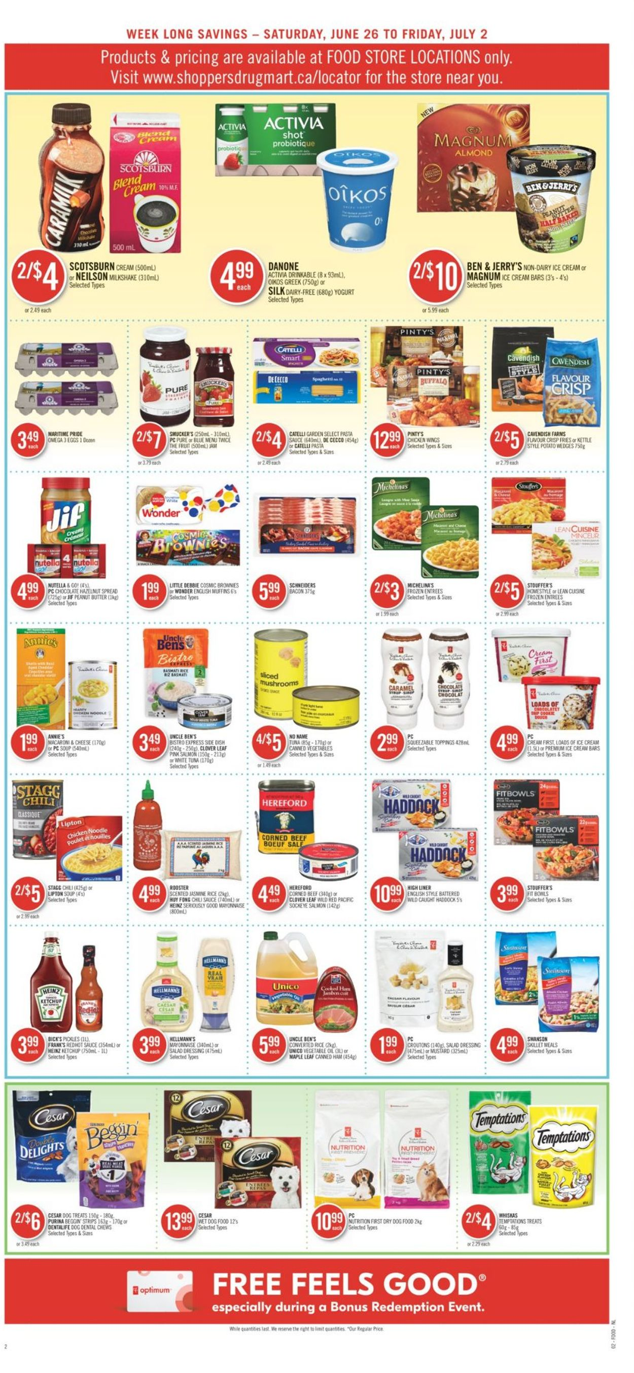 Shoppers Flyer - 06/26-07/02/2021 (Page 10)