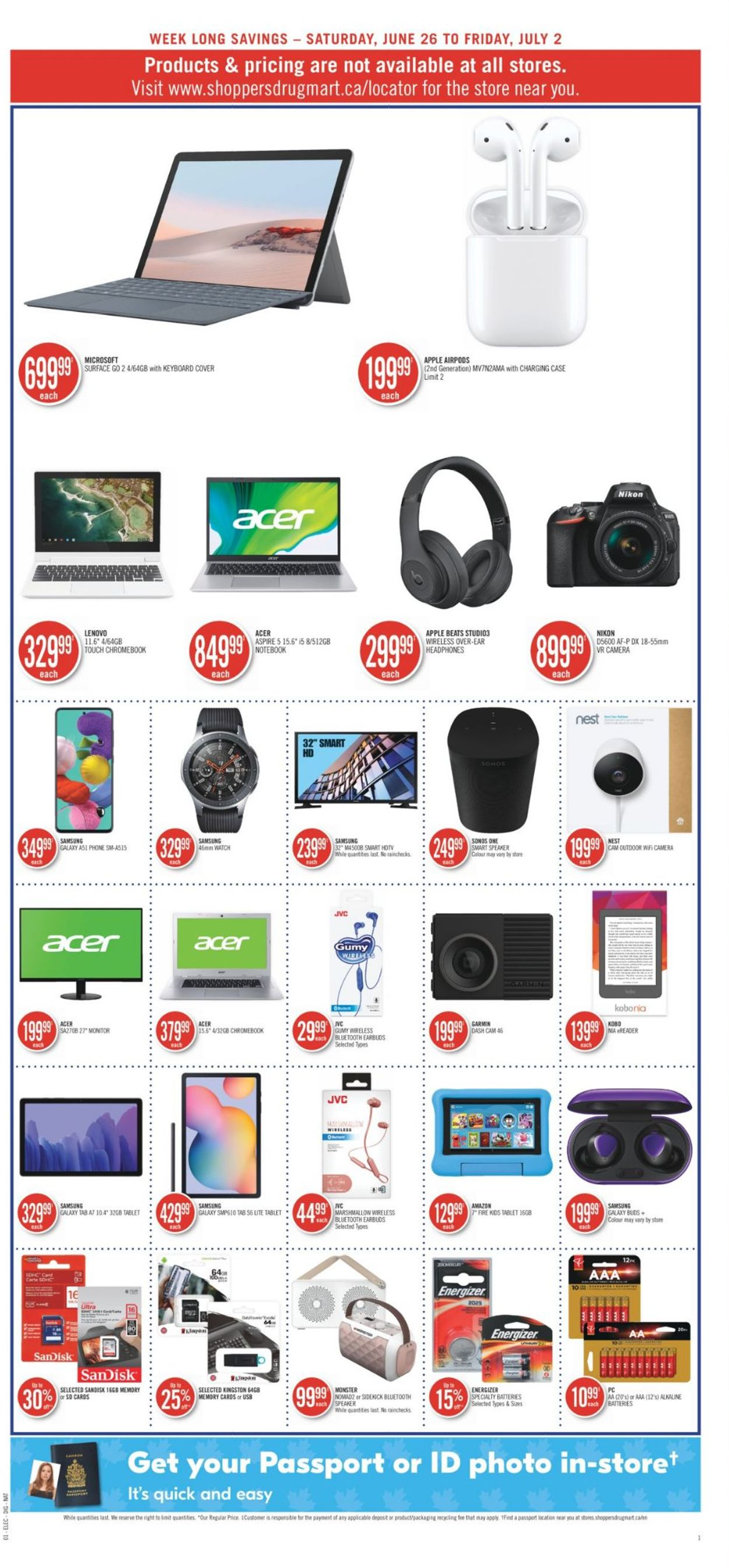 Shoppers Flyer - 06/26-07/02/2021 (Page 11)