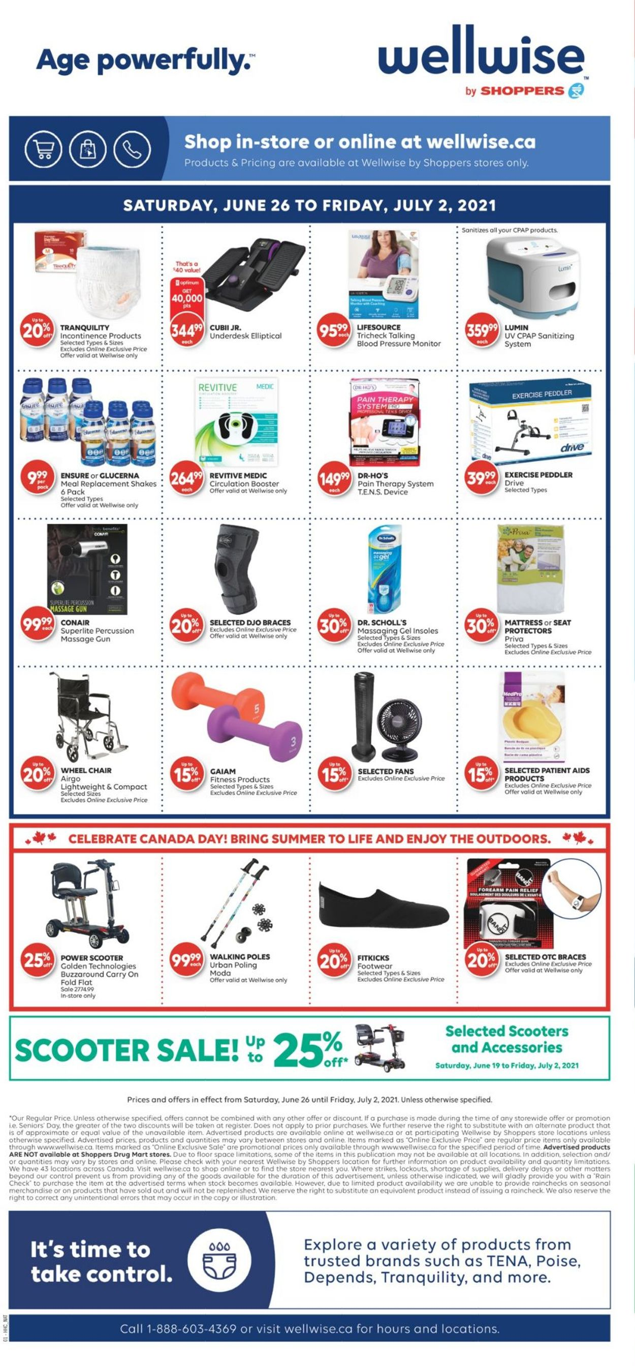 Shoppers Flyer - 06/26-07/02/2021 (Page 23)