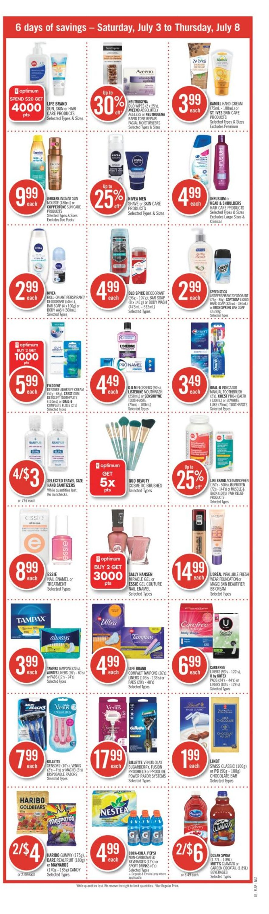 Shoppers Flyer - 07/03-07/08/2021 (Page 4)