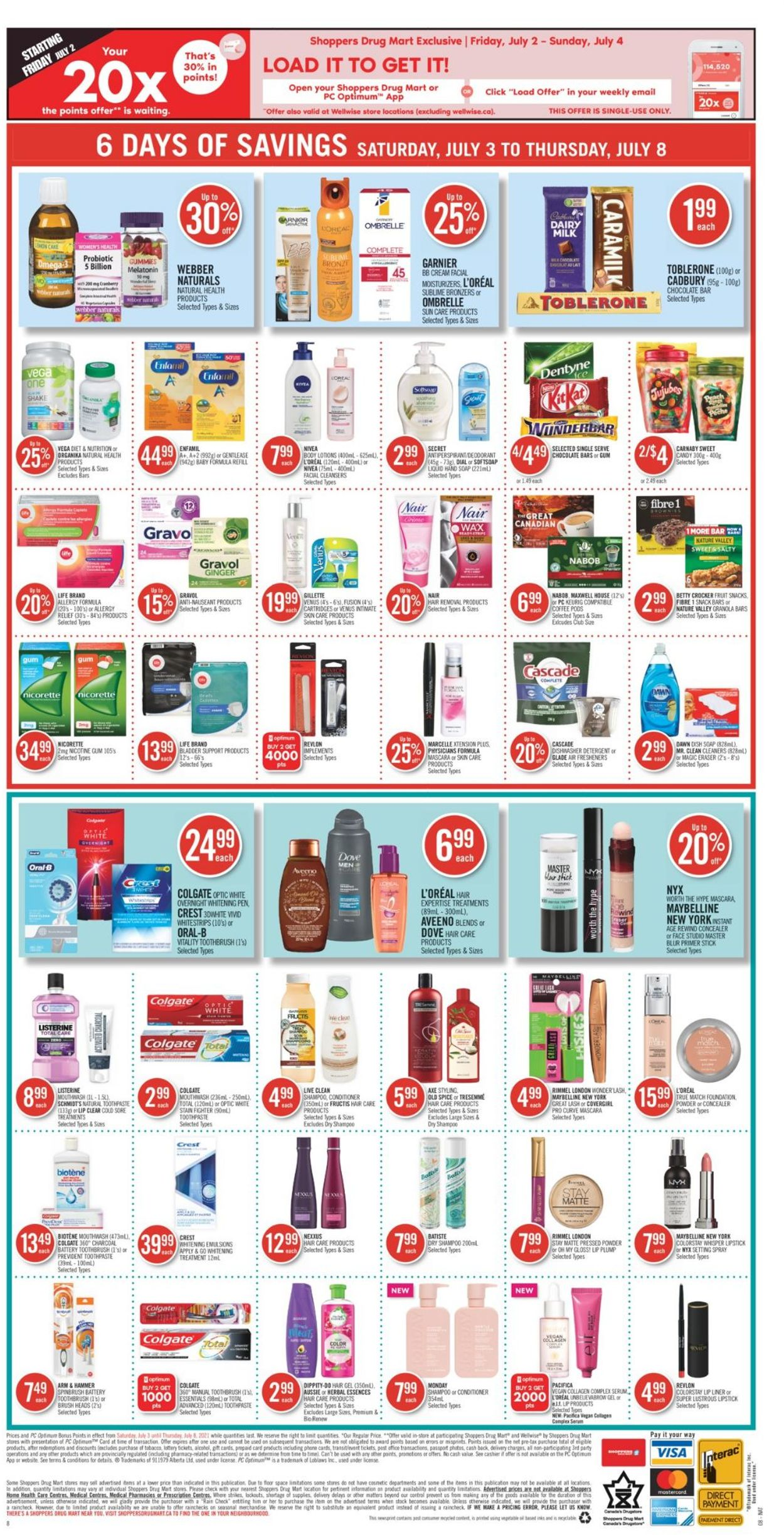 Shoppers Flyer - 07/03-07/08/2021 (Page 14)