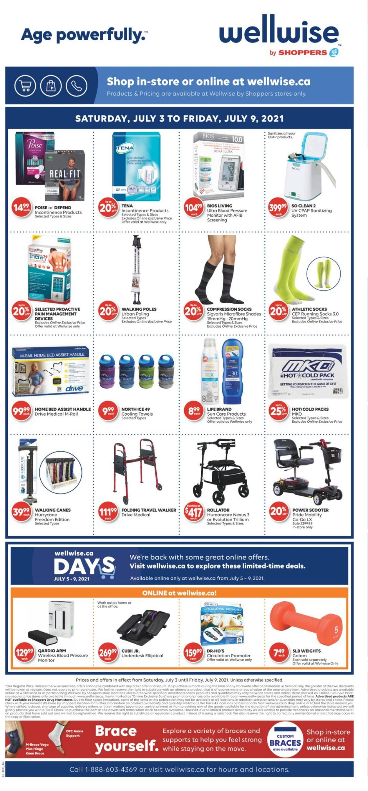 Shoppers Flyer - 07/03-07/08/2021 (Page 18)