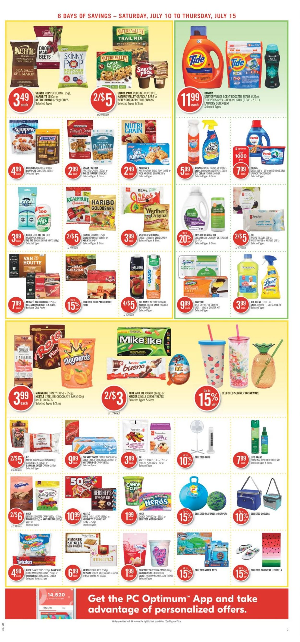 Shoppers Flyer - 07/10-07/15/2021 (Page 5)