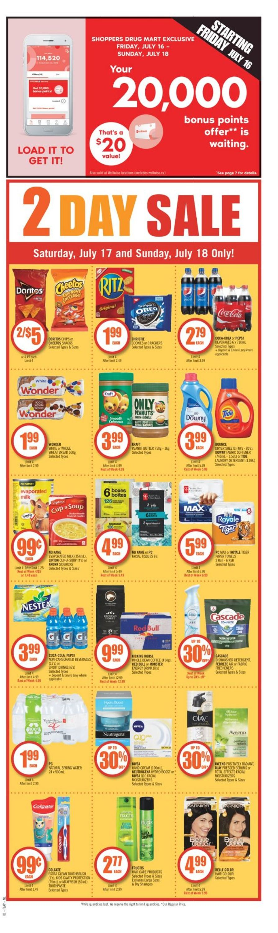 Shoppers Flyer - 07/17-07/23/2021 (Page 3)