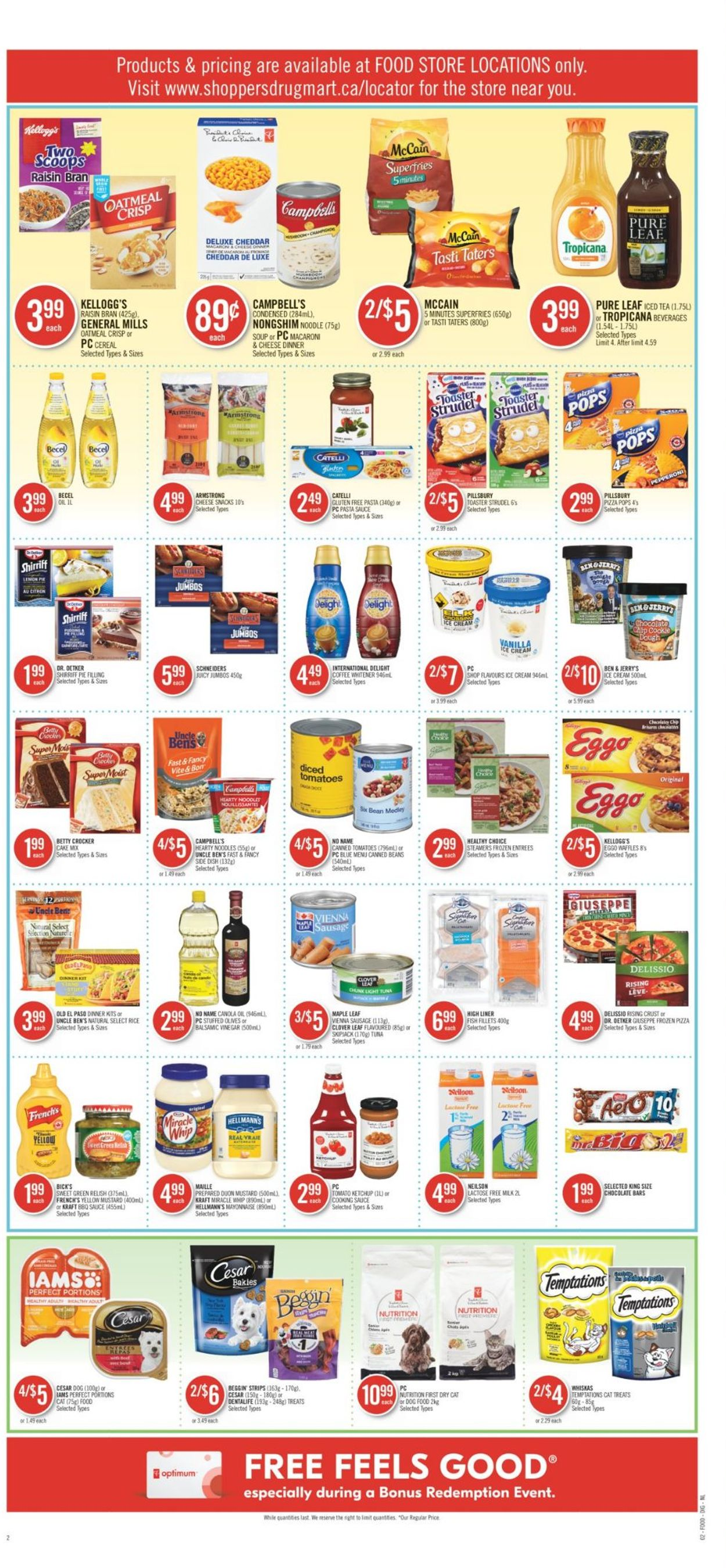 Shoppers Flyer - 07/17-07/23/2021 (Page 12)
