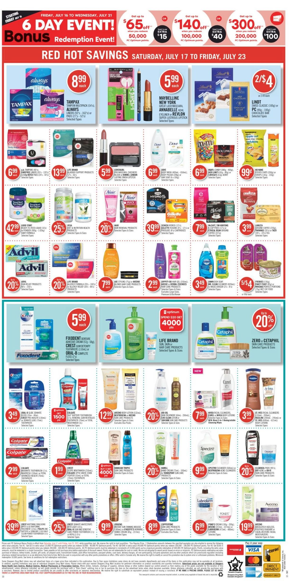 Shoppers Flyer - 07/17-07/23/2021 (Page 20)