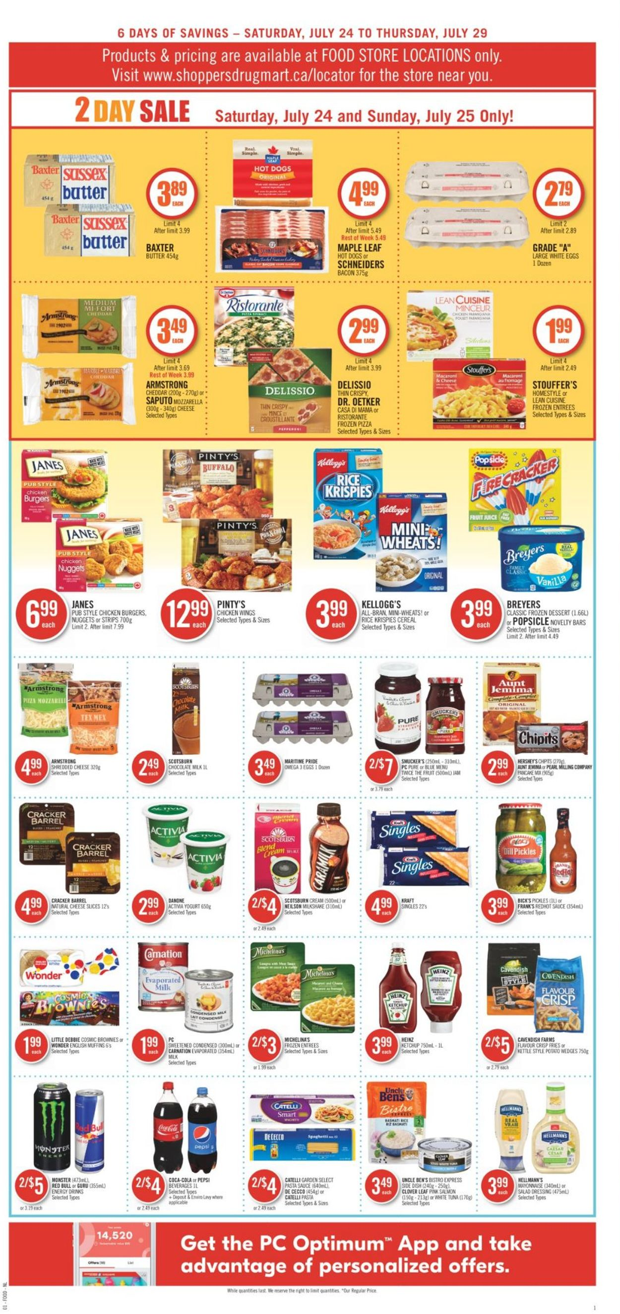Shoppers Flyer - 07/24-07/29/2021 (Page 9)