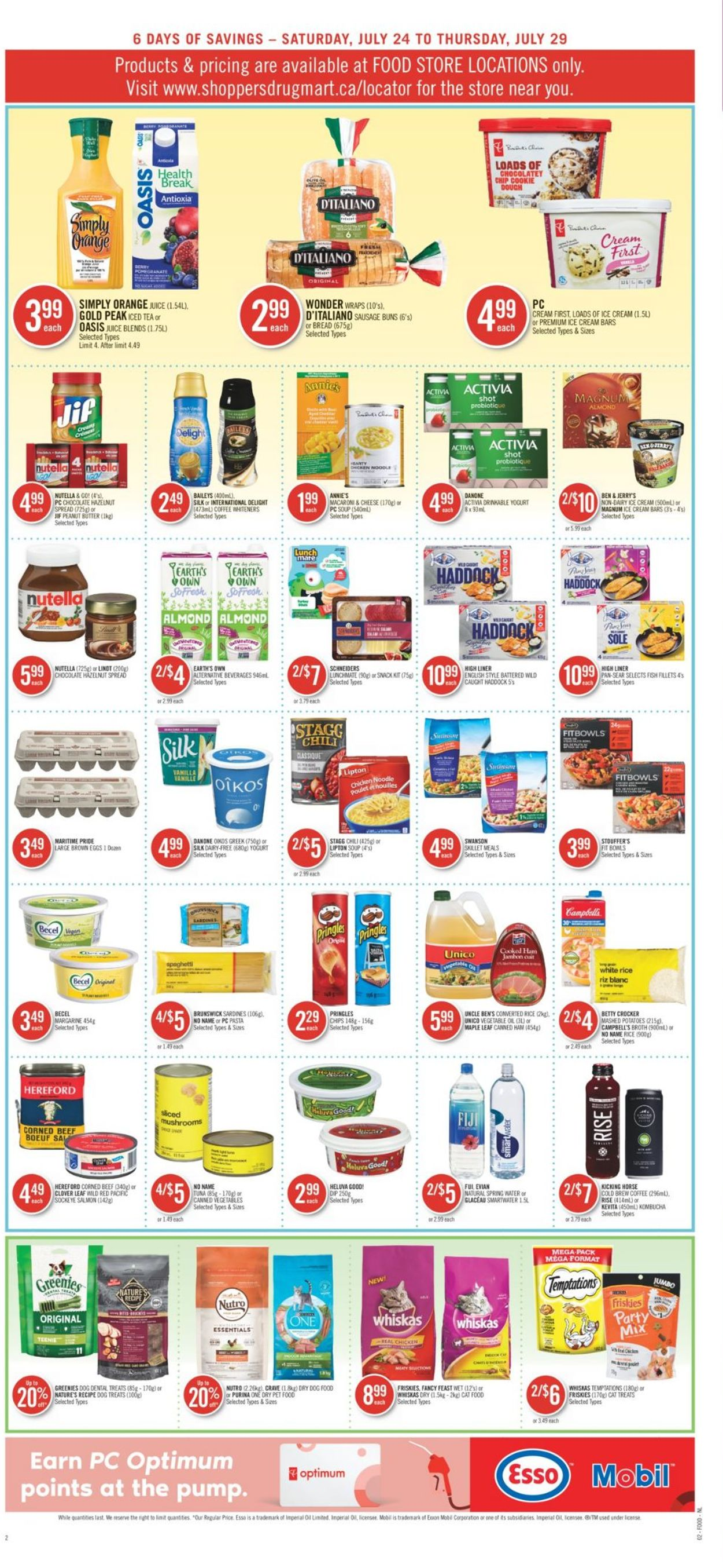 Shoppers Flyer - 07/24-07/29/2021 (Page 10)
