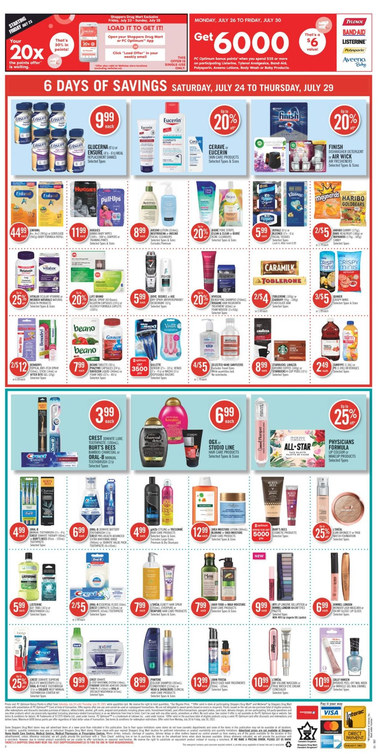 Shoppers Flyer - 07/24-07/29/2021 (Page 15)