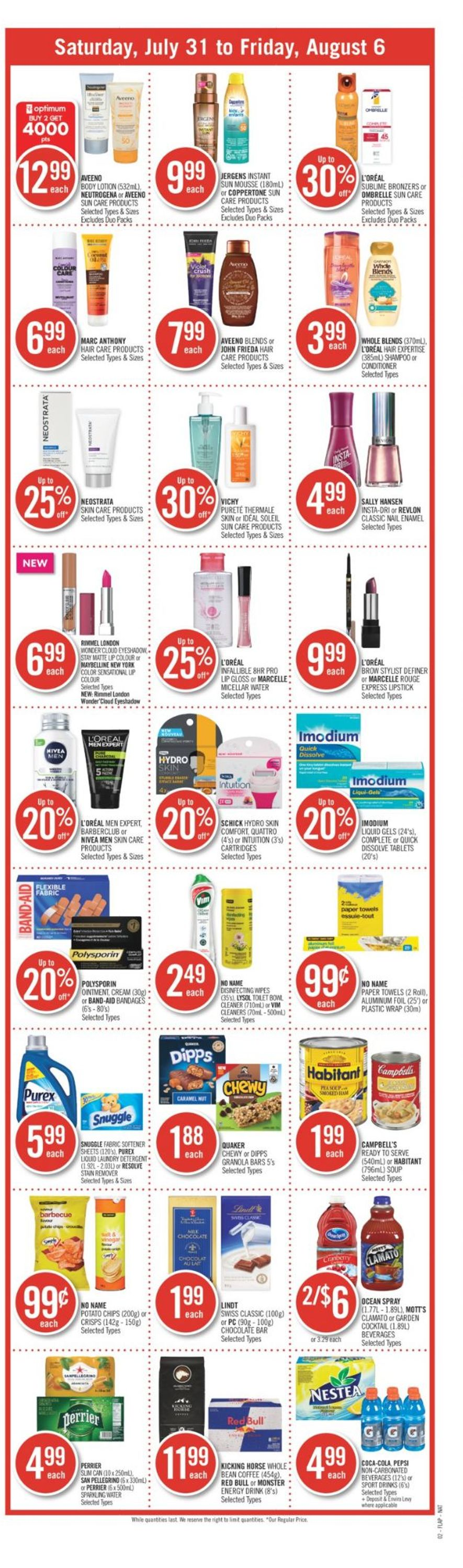 Shoppers Flyer - 07/31-08/06/2021 (Page 2)