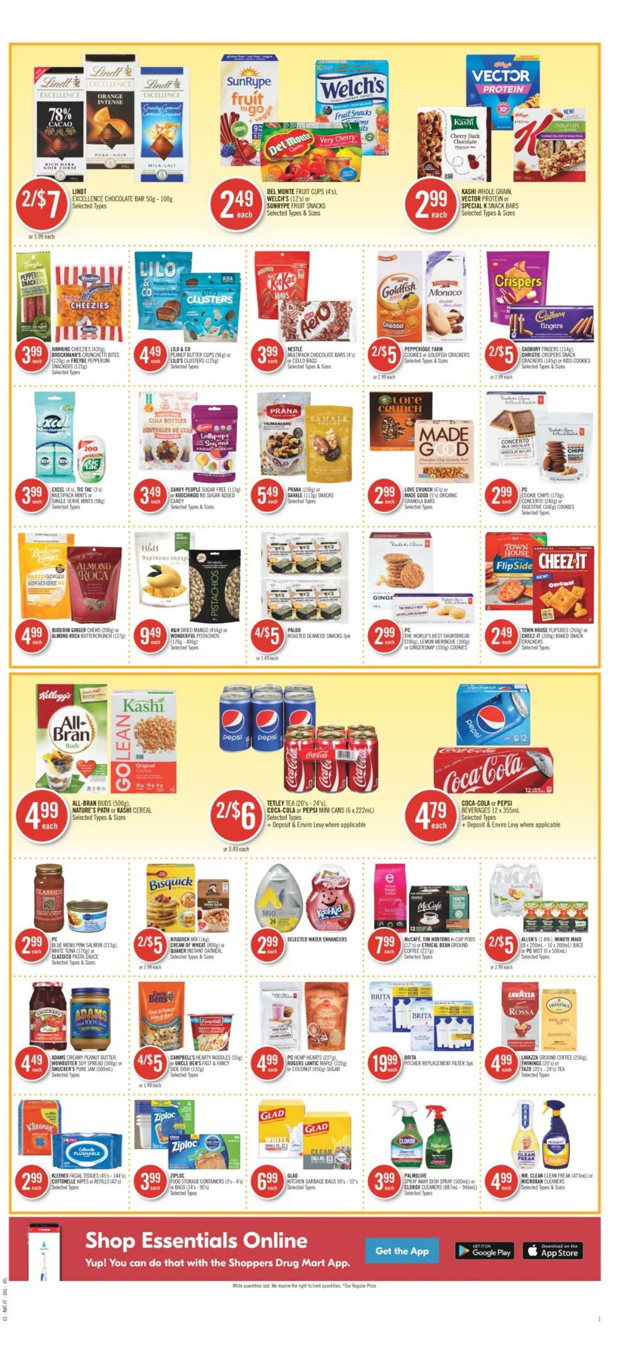 Shoppers Flyer - 07/31-08/06/2021 (Page 6)