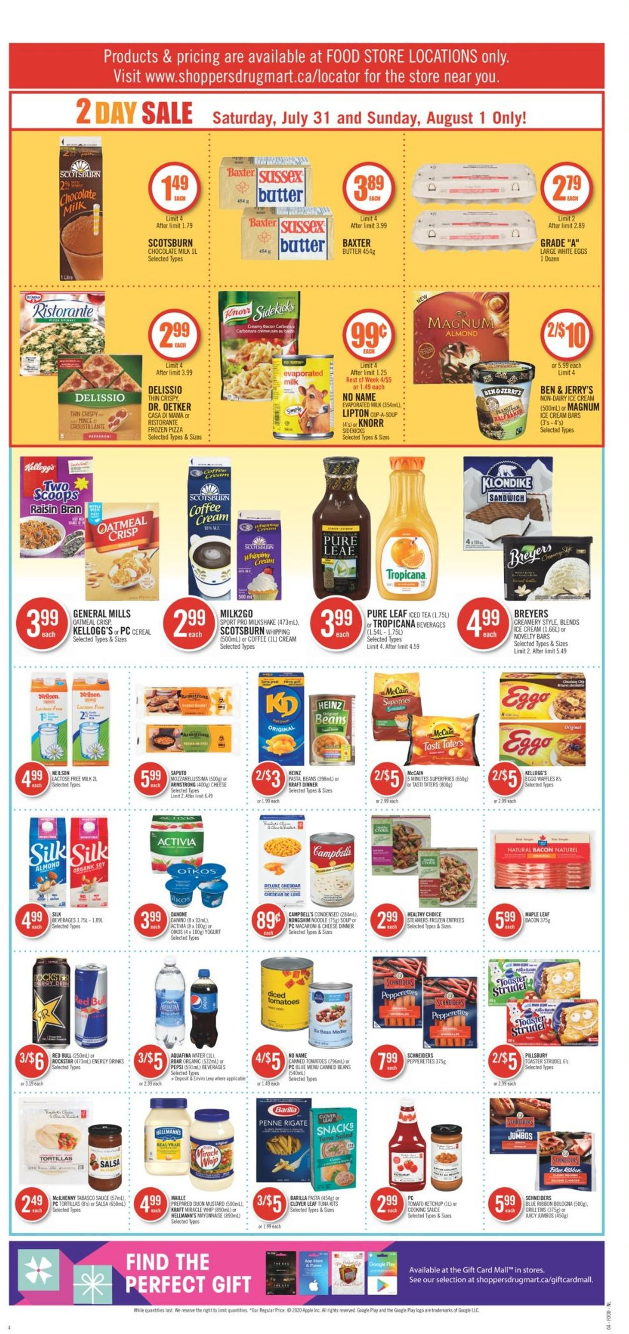 Shoppers Flyer - 07/31-08/06/2021 (Page 7)