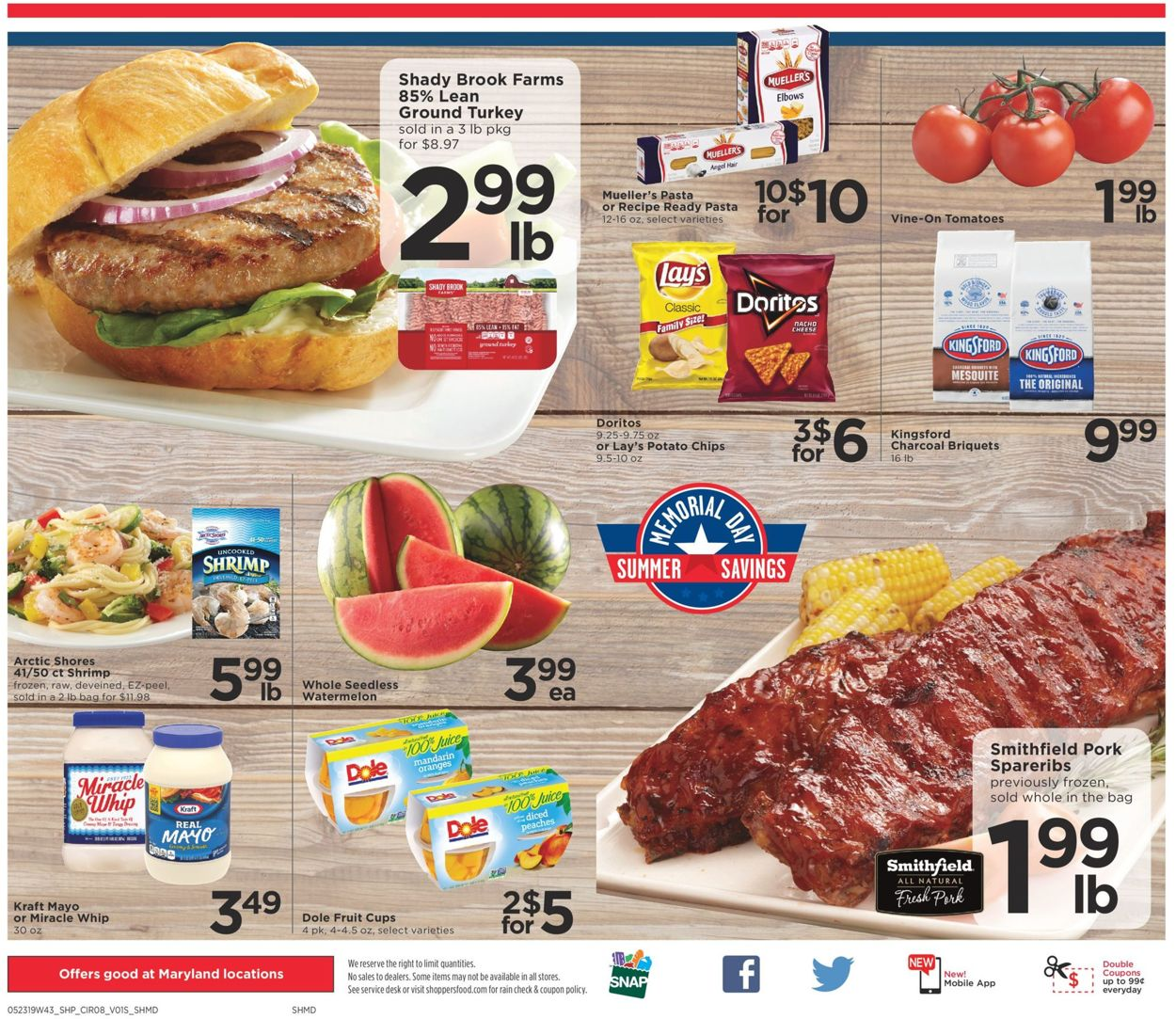 Shoppers Flyer - 05/23-05/29/2019 (Page 8)