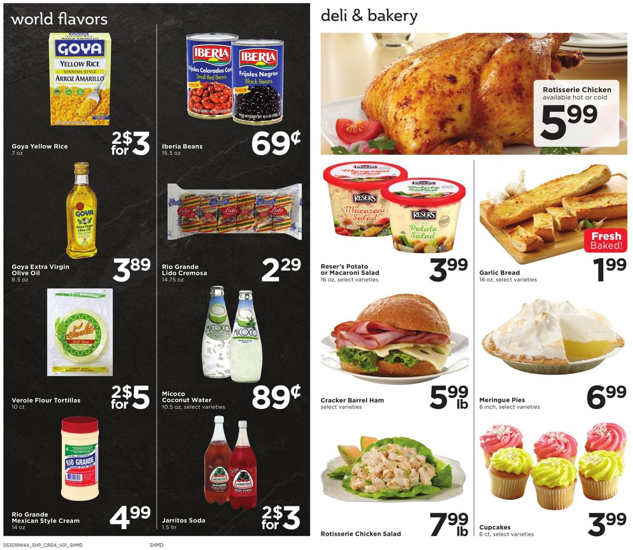 Shoppers Flyer - 05/30-06/05/2019 (Page 4)