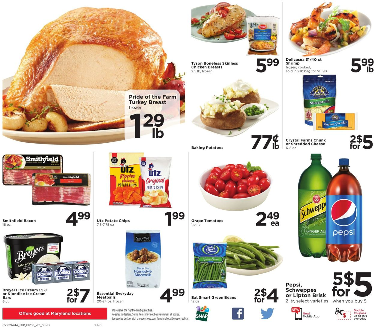 Shoppers Flyer - 05/30-06/05/2019 (Page 8)