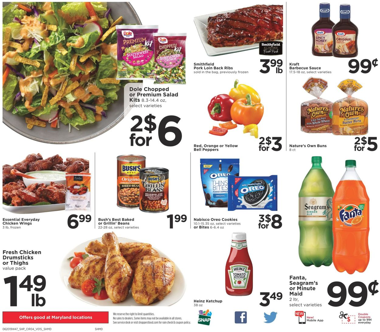 Shoppers Flyer - 06/20-06/26/2019 (Page 4)