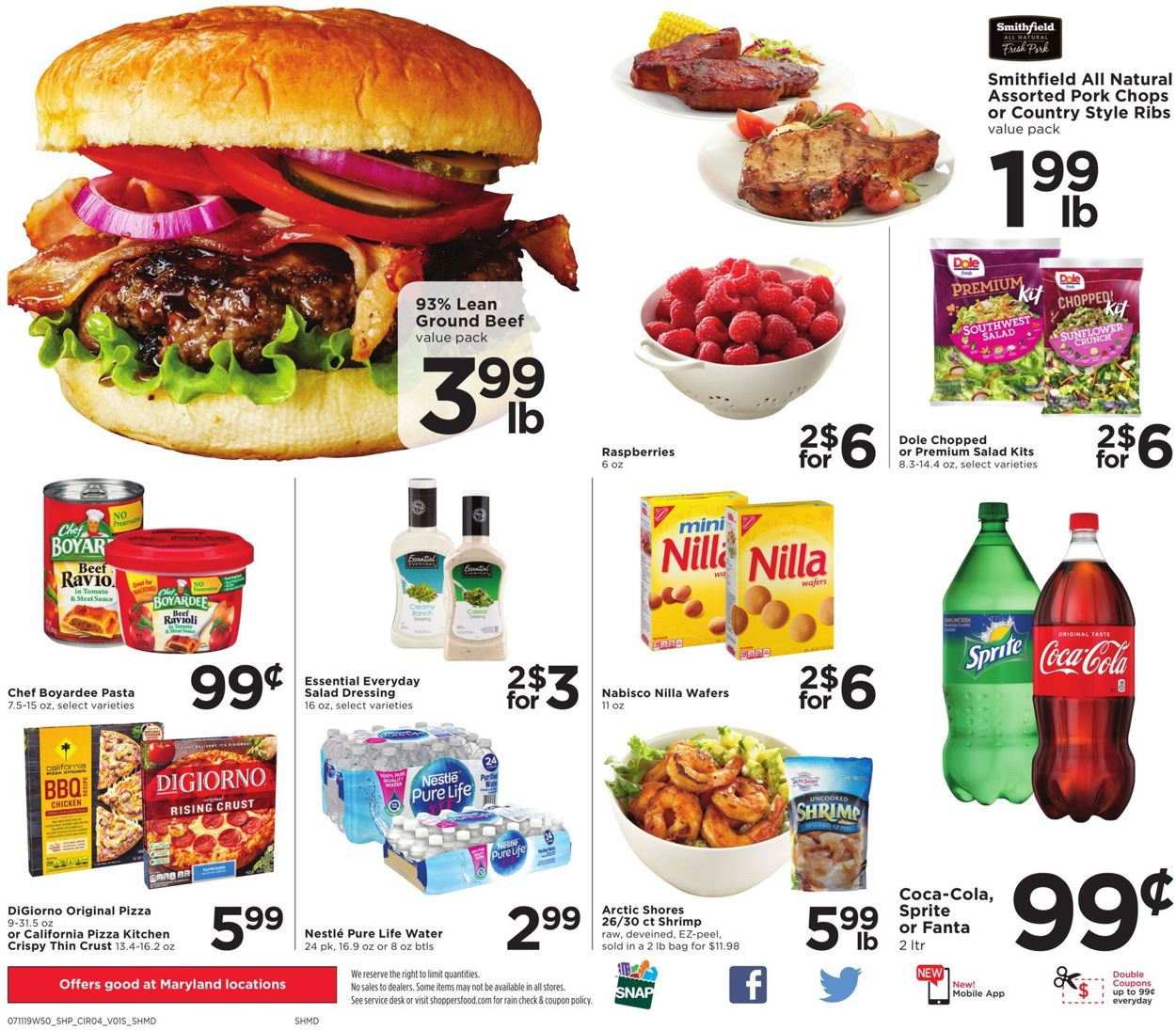 Shoppers Flyer - 07/11-07/17/2019 (Page 4)