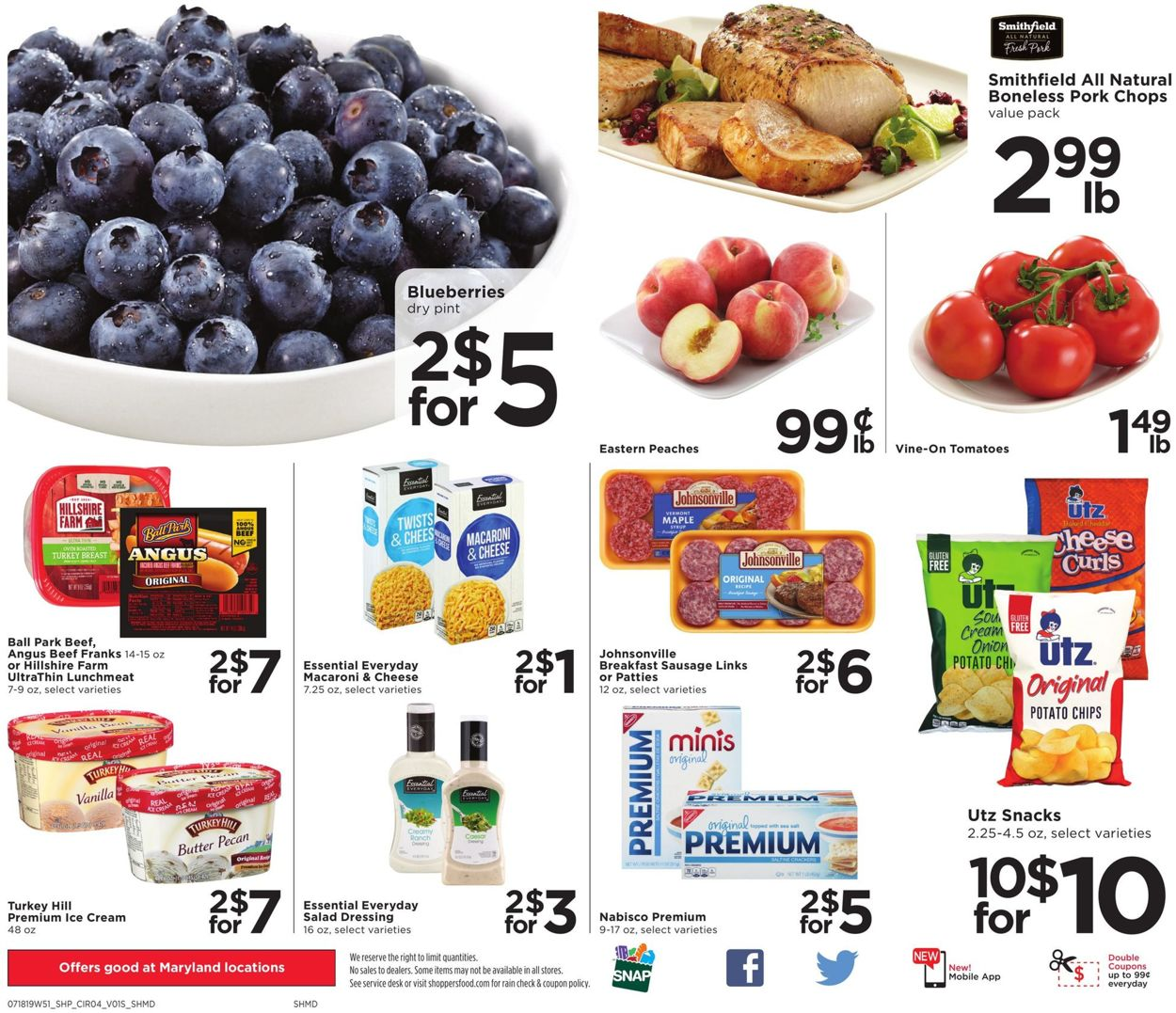 Shoppers Flyer - 07/18-07/24/2019 (Page 4)