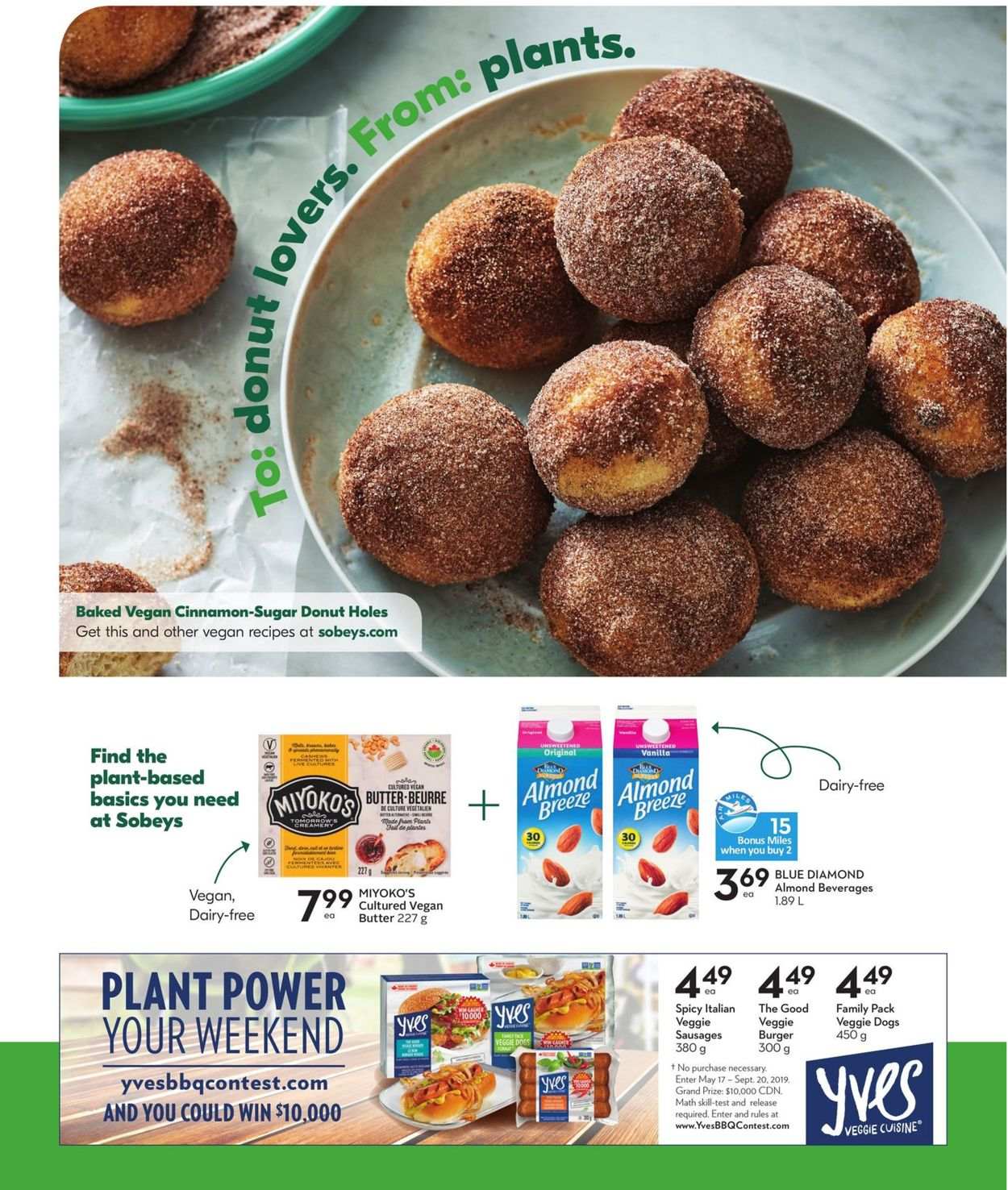 Sobeys Flyer - 09/08-09/18/2019 (Page 3)