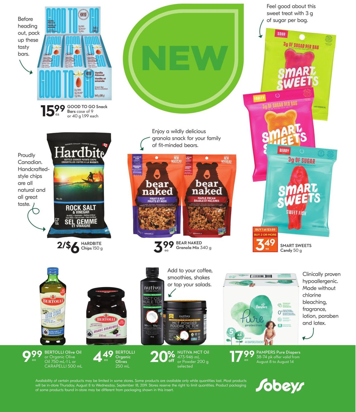 Sobeys Flyer - 09/08-09/18/2019 (Page 6)
