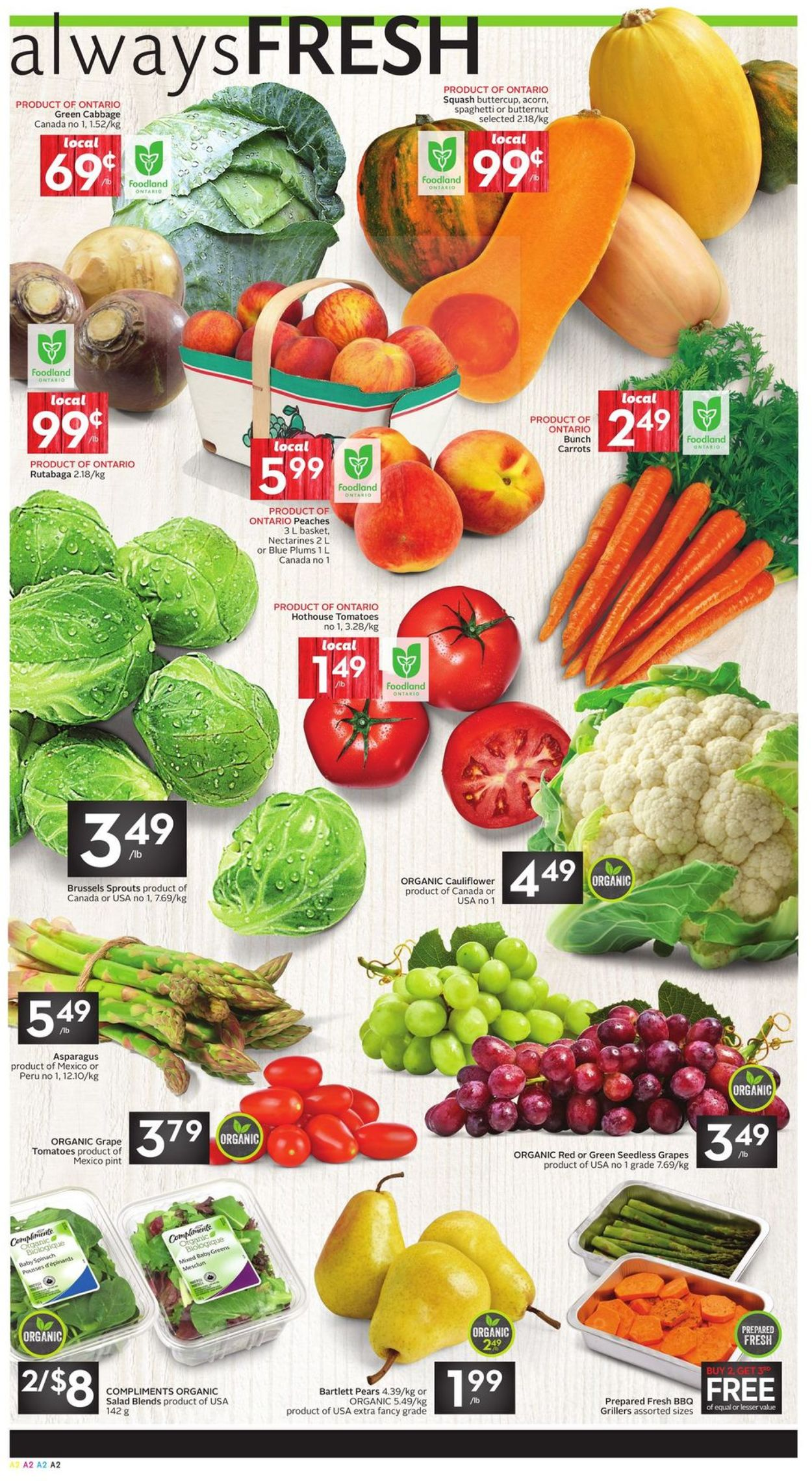 Sobeys Flyer - 09/19-09/25/2019 (Page 2)